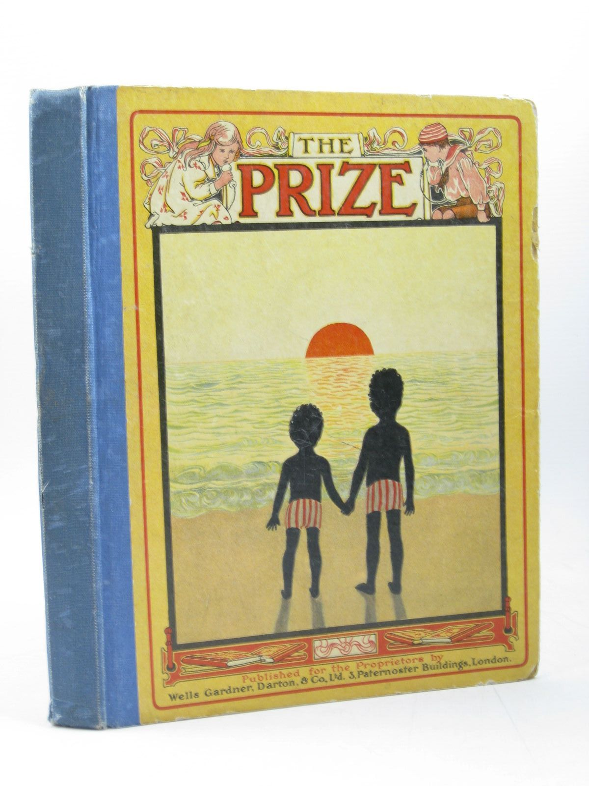 Photo of THE PRIZE FOR BOYS AND GIRLS VOLUME 62 written by Leonard, Bertha