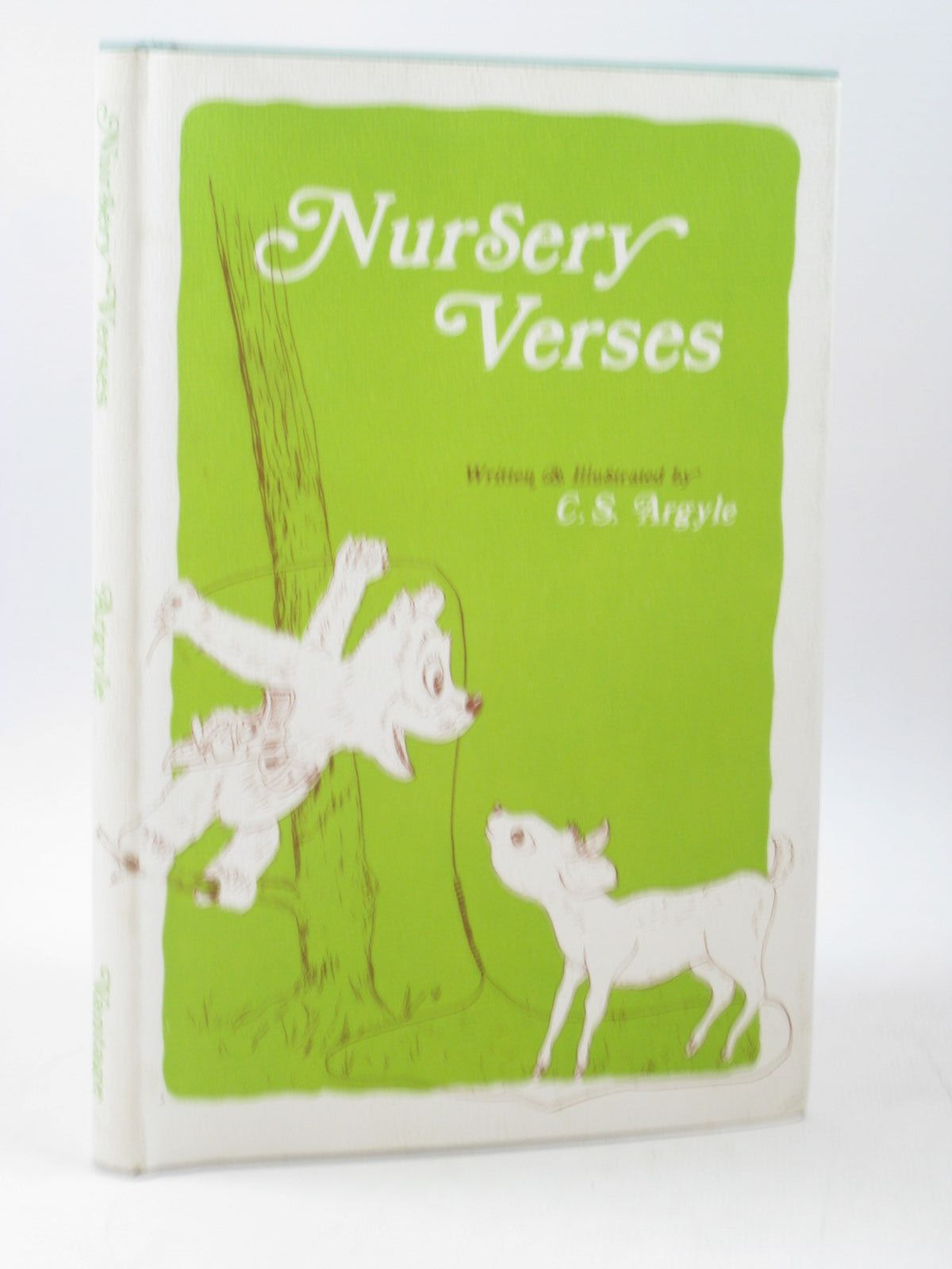 Photo of NURSERY VERSES- Stock Number: 1502977