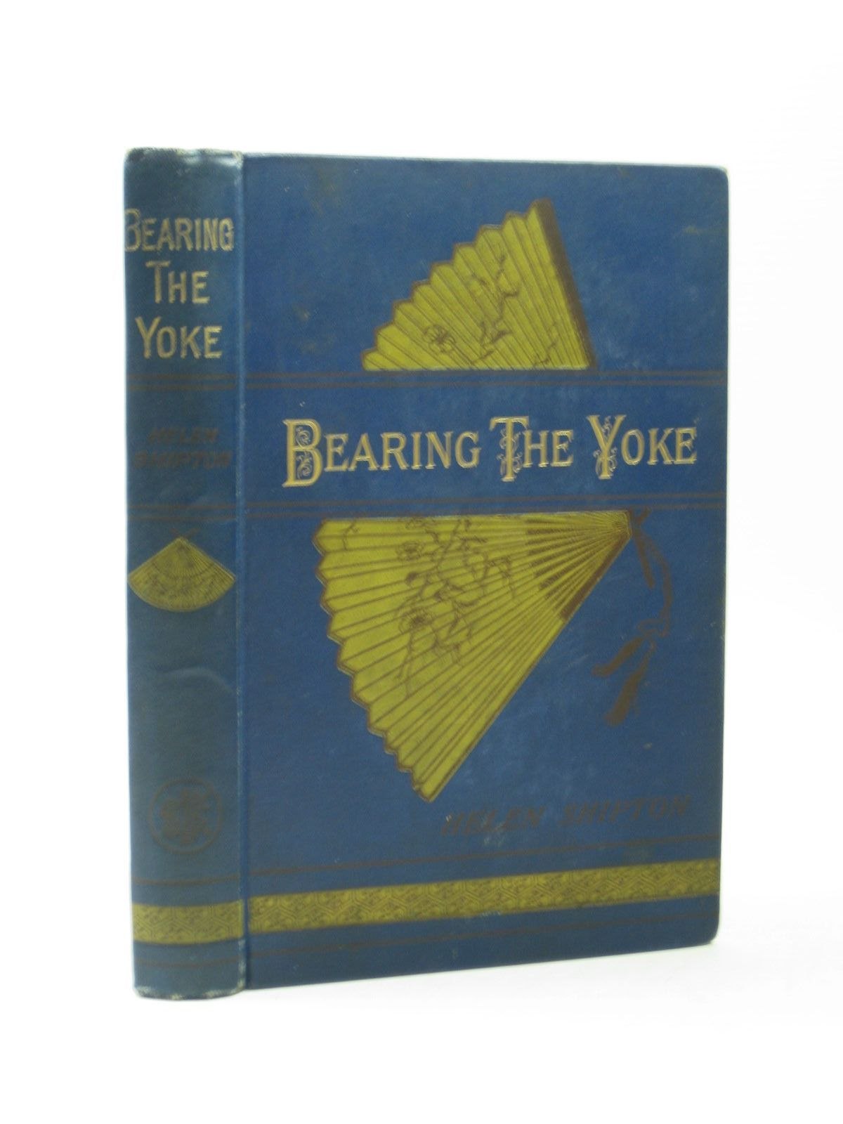 Photo of BEARING THE YOKE written by Shipton, Helen illustrated by Allen, Walter J. published by Society for Promoting Christian Knowledge (STOCK CODE: 1502985)  for sale by Stella & Rose's Books