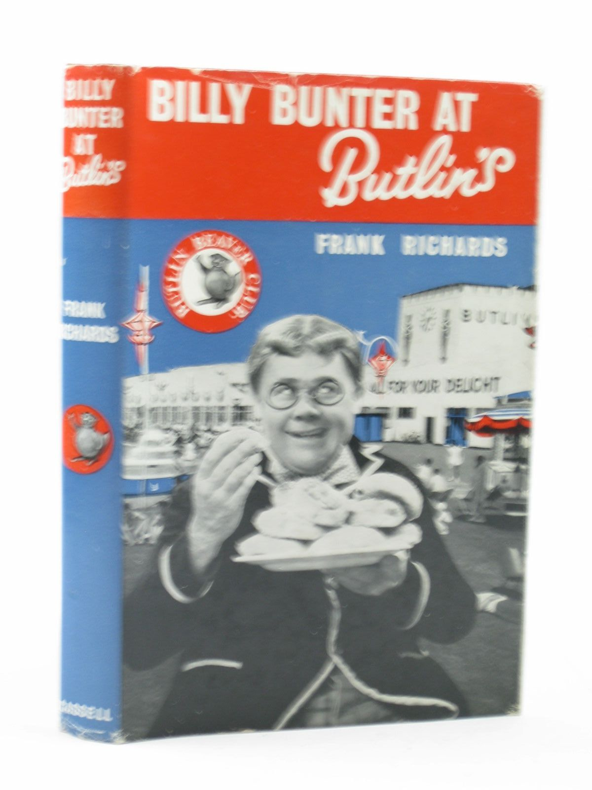 Photo of BILLY BUNTER AT BUTLIN'S- Stock Number: 1503101