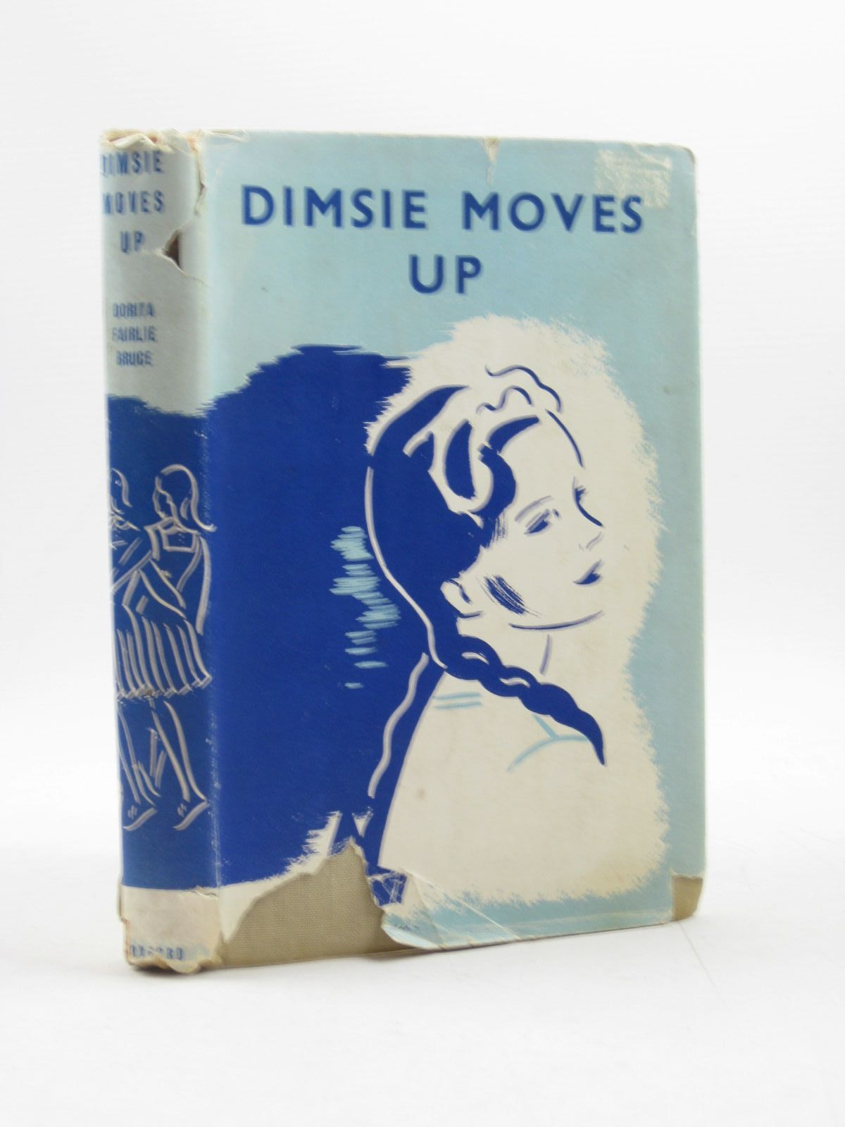 Photo of DIMSIE MOVES UP written by Bruce, Dorita Fairlie published by Geoffrey Cumberlege, Oxford University Press (STOCK CODE: 1503385)  for sale by Stella & Rose's Books