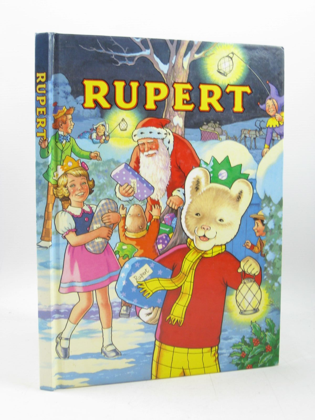 Photo of RUPERT ANNUAL 1992 written by Robinson, Ian illustrated by Harrold, John published by Annual Concepts Limited (STOCK CODE: 1503460)  for sale by Stella & Rose's Books