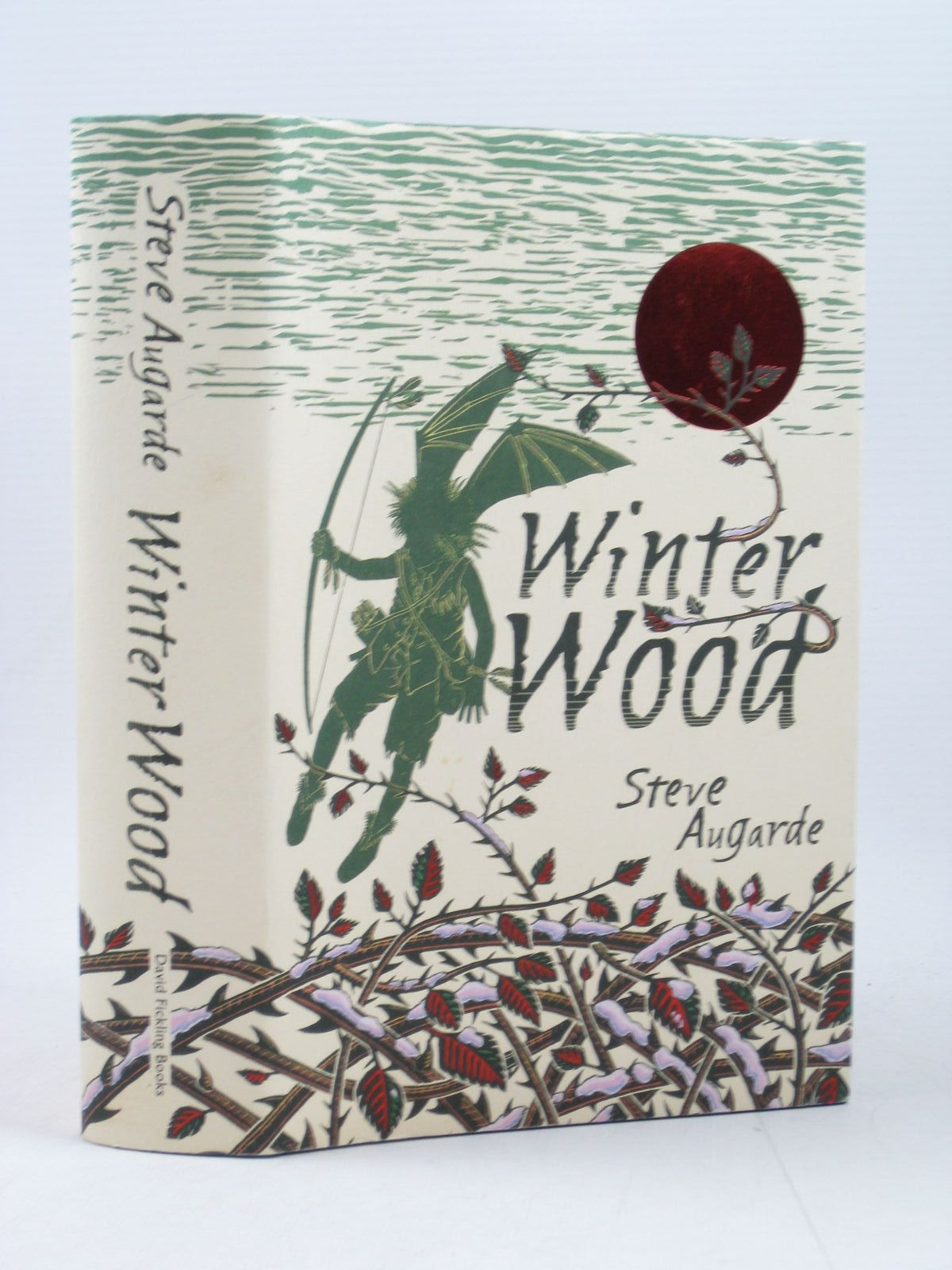 Photo of WINTER WOOD written by Augarde, Steve published by David Fickling Books (STOCK CODE: 1503550)  for sale by Stella & Rose's Books
