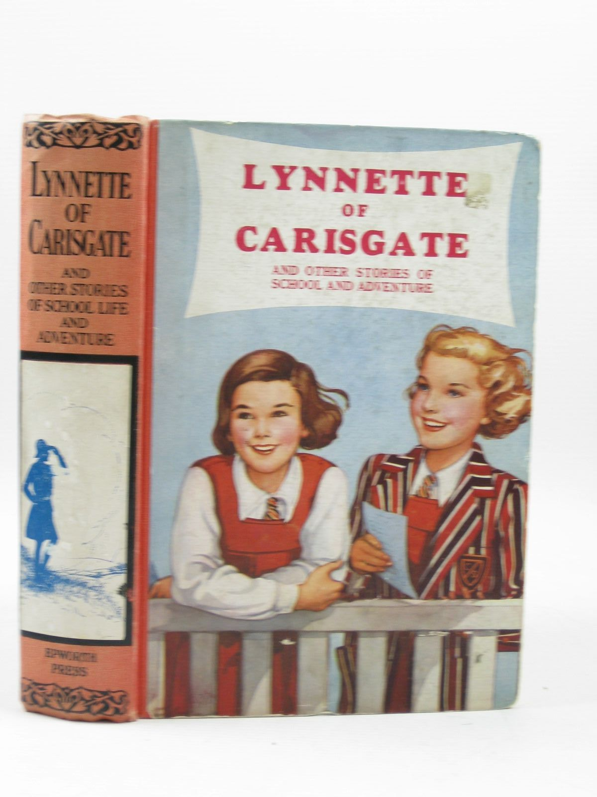 Photo of LYNNETTE OF CARISGATE written by Ireland, Doreen Canham, Doris published by The Epworth Press (STOCK CODE: 1503616)  for sale by Stella & Rose's Books