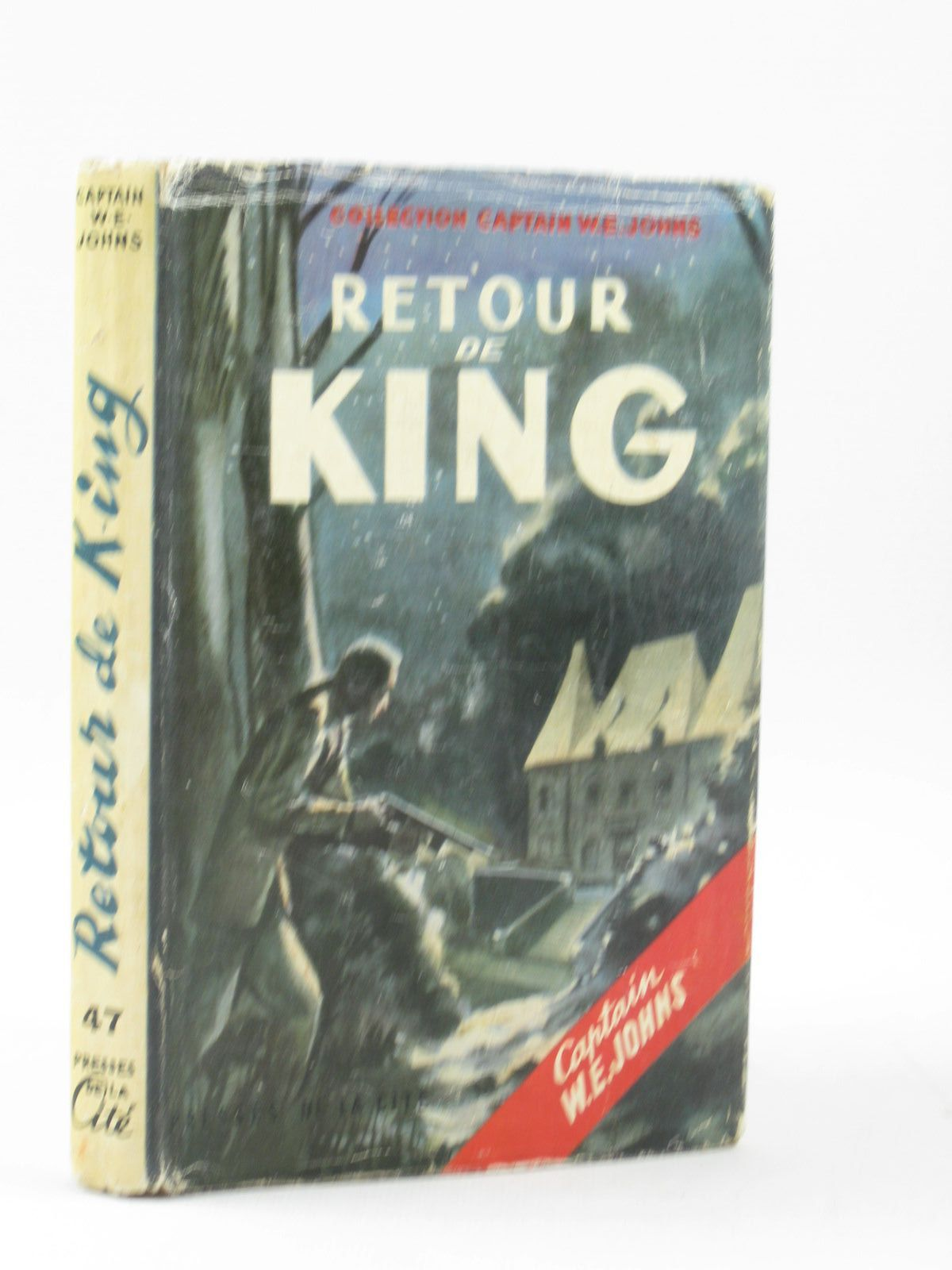 Photo of RETOUR DE KING written by Johns, W.E. published by Les Presses De La Cite (STOCK CODE: 1503661)  for sale by Stella & Rose's Books