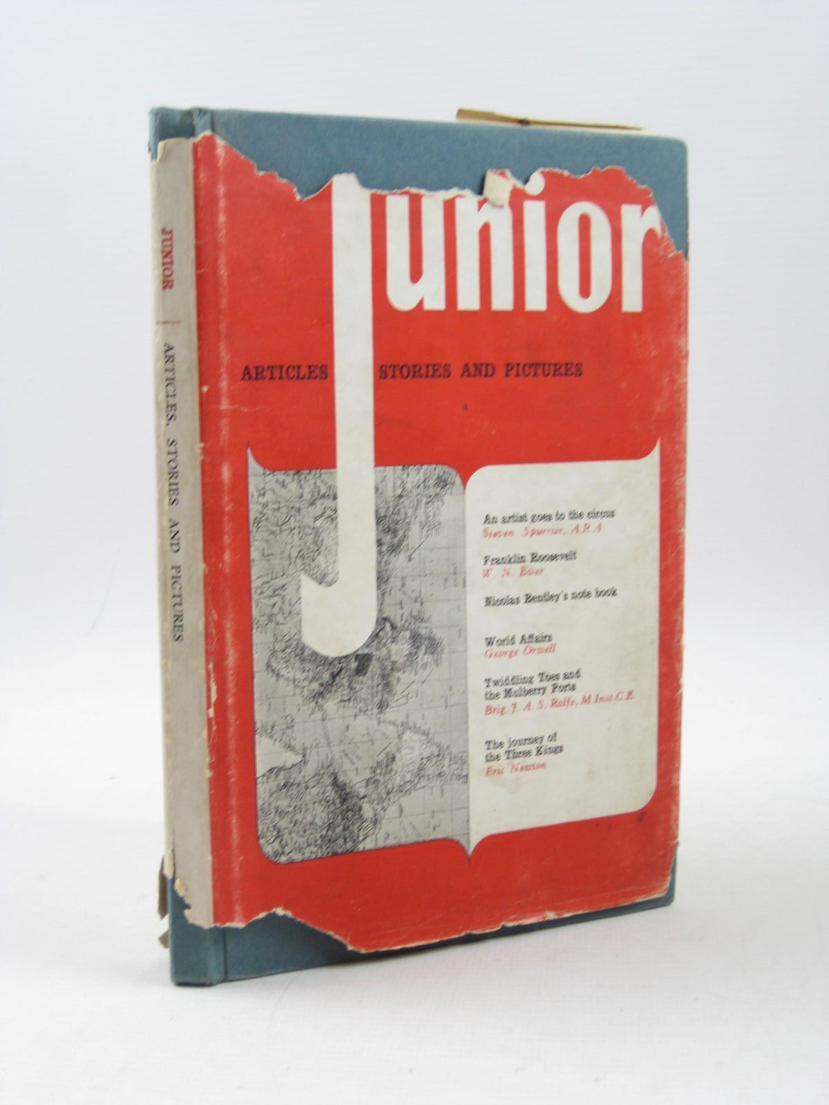 Photo of JUNIOR written by Pearce, Stella Mary Orwell, George Farjeon, Eleanor Strong, L.A.G. et al, published by Children's Digest Publications Ltd. (STOCK CODE: 1503847)  for sale by Stella & Rose's Books