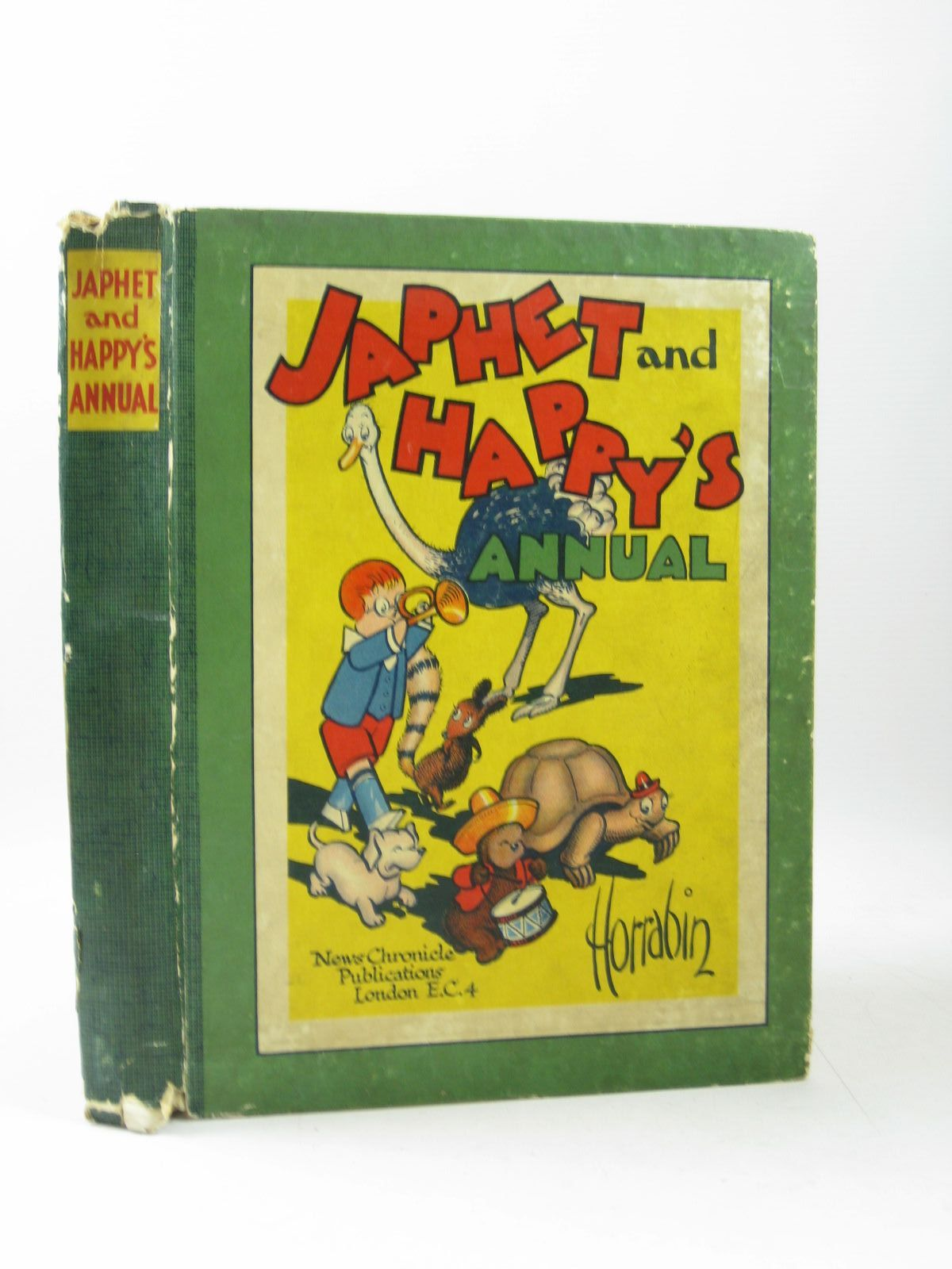 Photo of JAPHET AND HAPPY'S ANNUAL 1941- Stock Number: 1503942