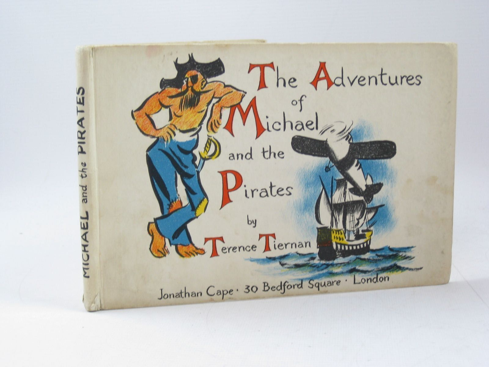 Photo of THE ADVENTURES OF MICHAEL AND THE PIRATES- Stock Number: 1503999