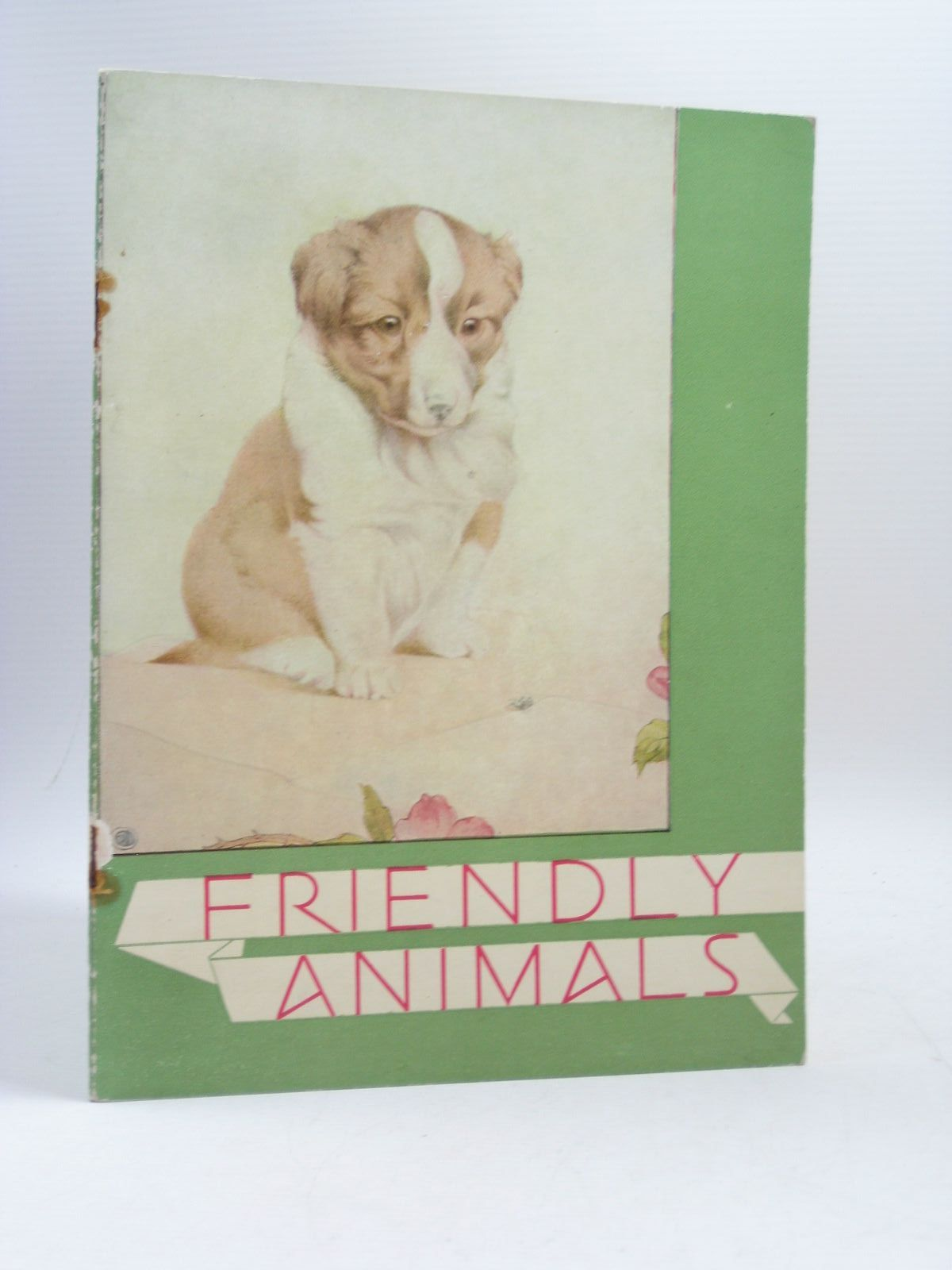 Photo of FRIENDLY ANIMALS- Stock Number: 1504045