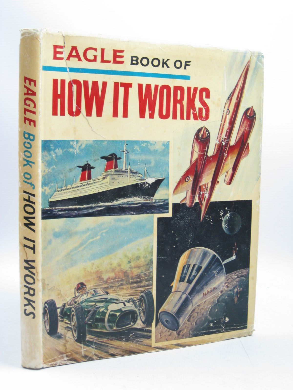 Photo of EAGLE BOOK OF HOW IT WORKS published by Longacre Press (STOCK CODE: 1504118)  for sale by Stella & Rose's Books