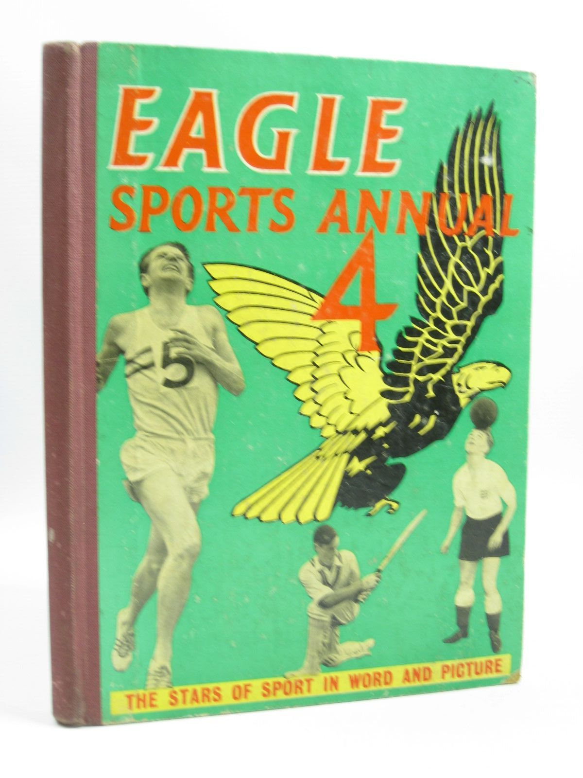 Photo of THE FOURTH EAGLE SPORTS ANNUAL- Stock Number: 1504136