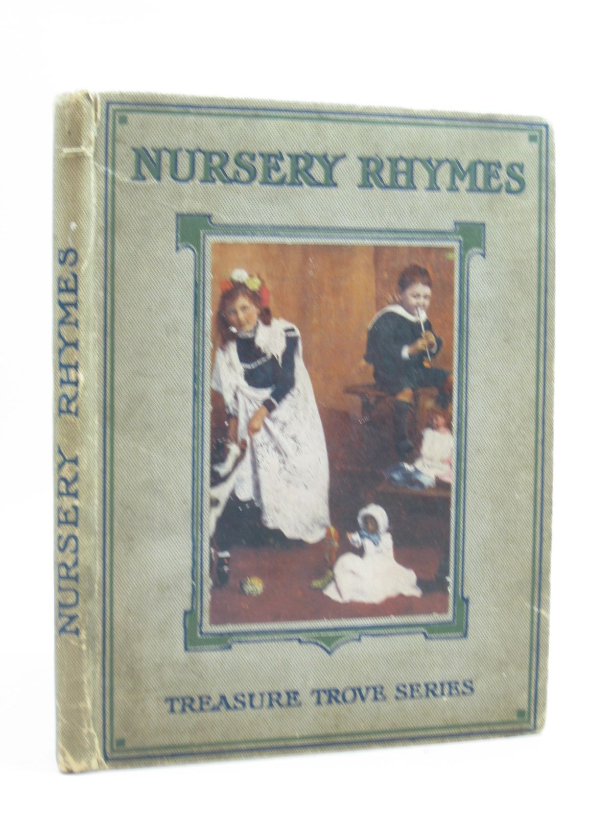 Photo of NURSERY RHYMES illustrated by Symington, J.A. Wain, Louis et al., published by Collins Clear-Type Press (STOCK CODE: 1504314)  for sale by Stella & Rose's Books