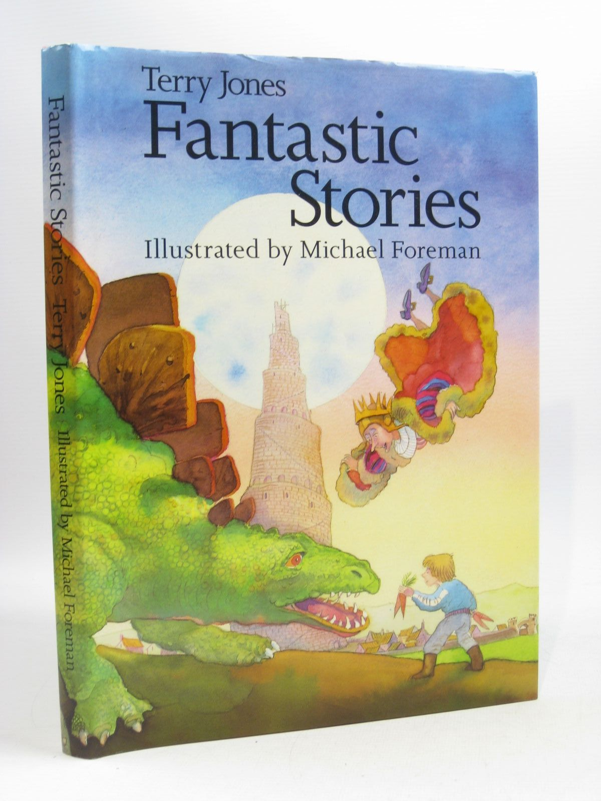Photo of FANTASTIC STORIES written by Jones, Terry illustrated by Foreman, Michael published by Pavilion Books Ltd. (STOCK CODE: 1504334)  for sale by Stella & Rose's Books