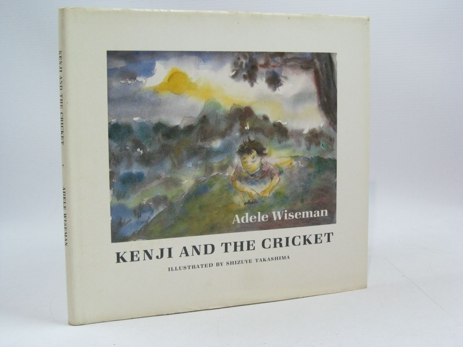 Photo of KENJI AND THE CRICKET written by Wiseman, Adele illustrated by Takashima, Shizuye published by The Porcupine's Quill (STOCK CODE: 1504438)  for sale by Stella & Rose's Books