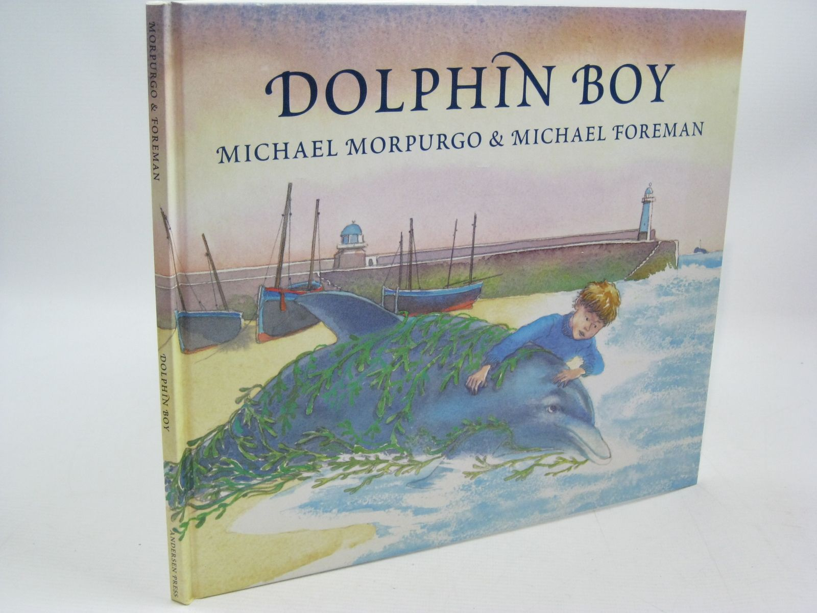 Photo of DOLPHIN BOY- Stock Number: 1504444