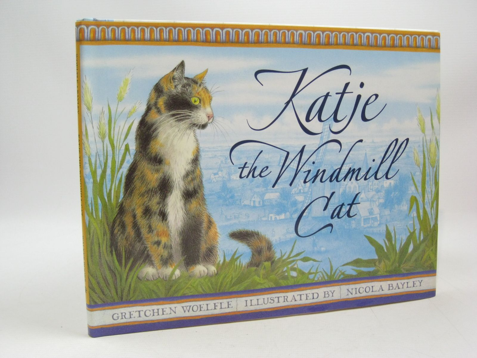 Photo of KATJE THE WINDMILL CAT- Stock Number: 1504445