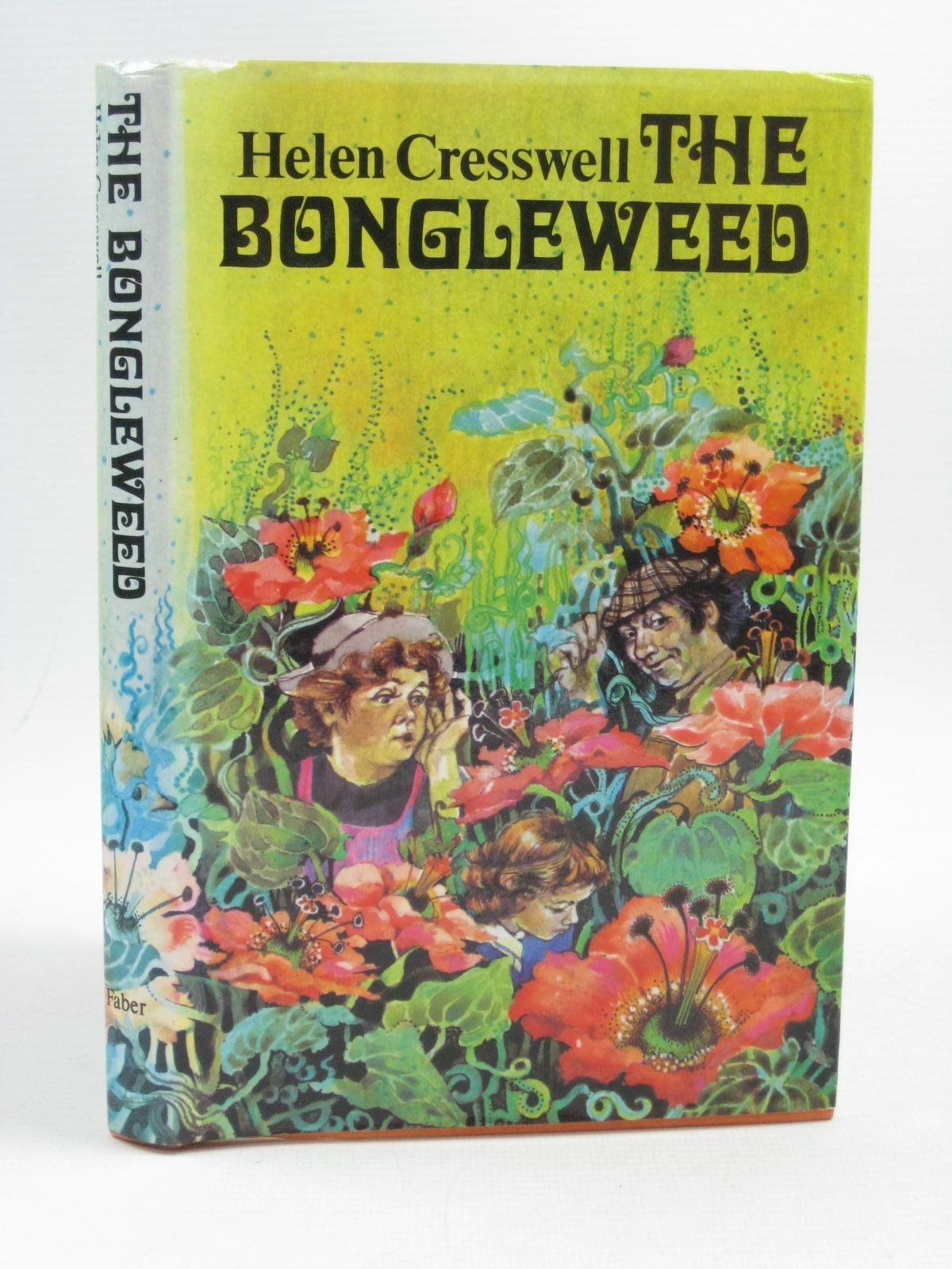 Photo of THE BONGLEWEED written by Cresswell, Helen illustrated by Stugnell, Ann published by Faber & Faber (STOCK CODE: 1504461)  for sale by Stella & Rose's Books