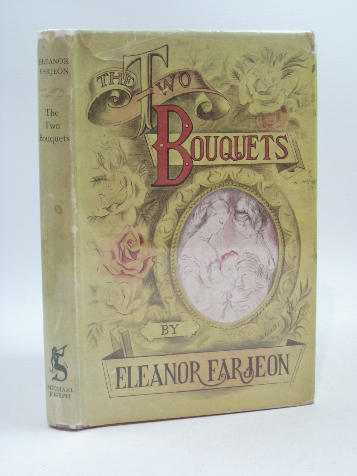 Photo of THE TWO BOUQUETS written by Farjeon, Eleanor illustrated by Woolley, Reginald published by Michael Joseph (STOCK CODE: 1504465)  for sale by Stella & Rose's Books