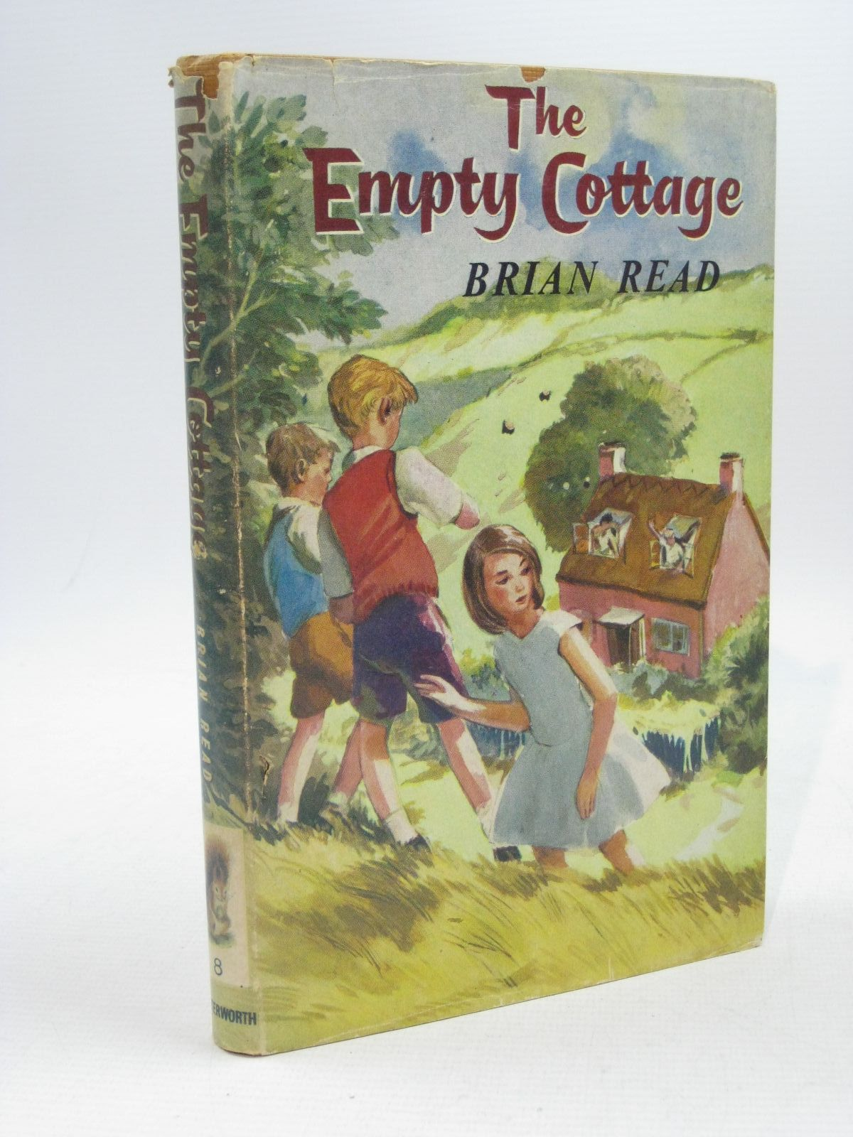 Photo of THE EMPTY COTTAGE written by Read, Brian illustrated by Goodall, John S. published by Lutterworth Press (STOCK CODE: 1504470)  for sale by Stella & Rose's Books