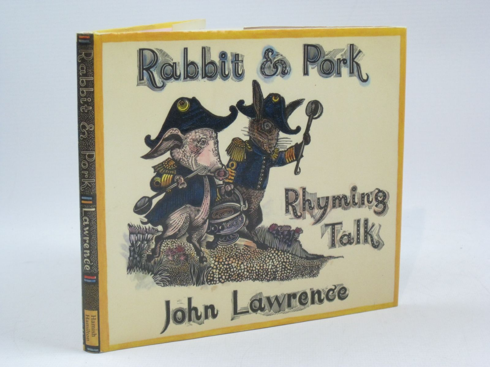 Photo of RABBIT AND PORK RHYMING TALK- Stock Number: 1504601