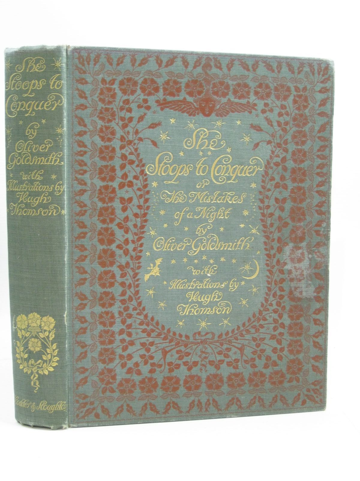Photo of SHE STOOPS TO CONQUER- Stock Number: 1504627