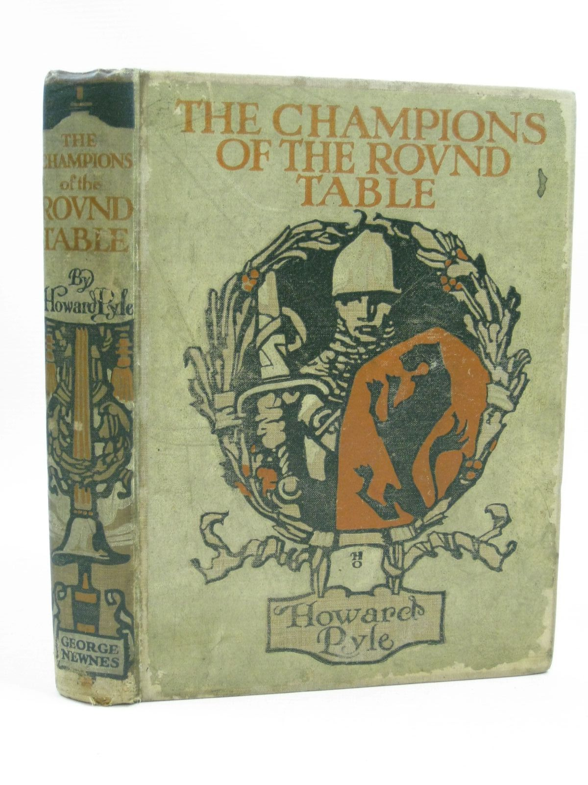 Photo of THE STORY OF THE CHAMPIONS OF THE ROUND TABLE written by Pyle, Howard illustrated by Pyle, Howard published by George Newnes Limited (STOCK CODE: 1504633)  for sale by Stella & Rose's Books