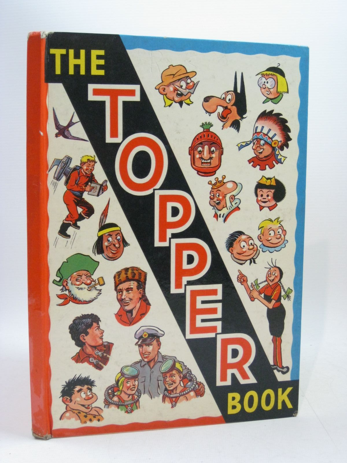 Photo of THE TOPPER BOOK 1960- Stock Number: 1504643