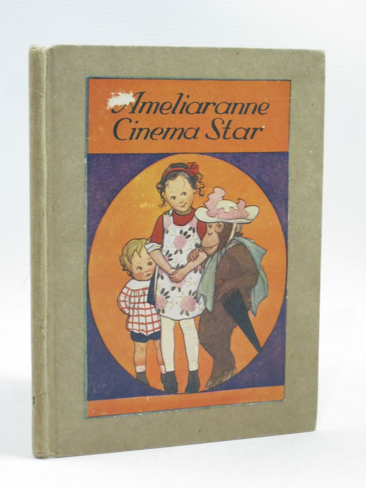 Photo of AMELIARANNE CINEMA STAR written by Heward, Constance illustrated by Pearse, S.B. published by George G. Harrap & Co. Ltd. (STOCK CODE: 1504663)  for sale by Stella & Rose's Books