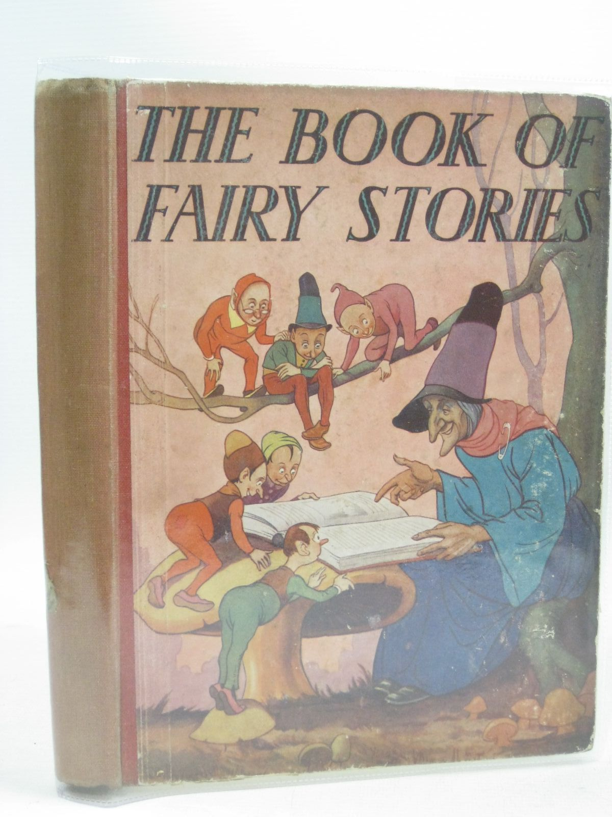 Photo of THE BOOK OF FAIRY STORIES written by Bruce, Marjory illustrated by Fry, Nora<br />Appleton, Honor C. published by George G. Harrap &amp; Company Ltd. (STOCK CODE: 1504722)  for sale by Stella & Rose's Books