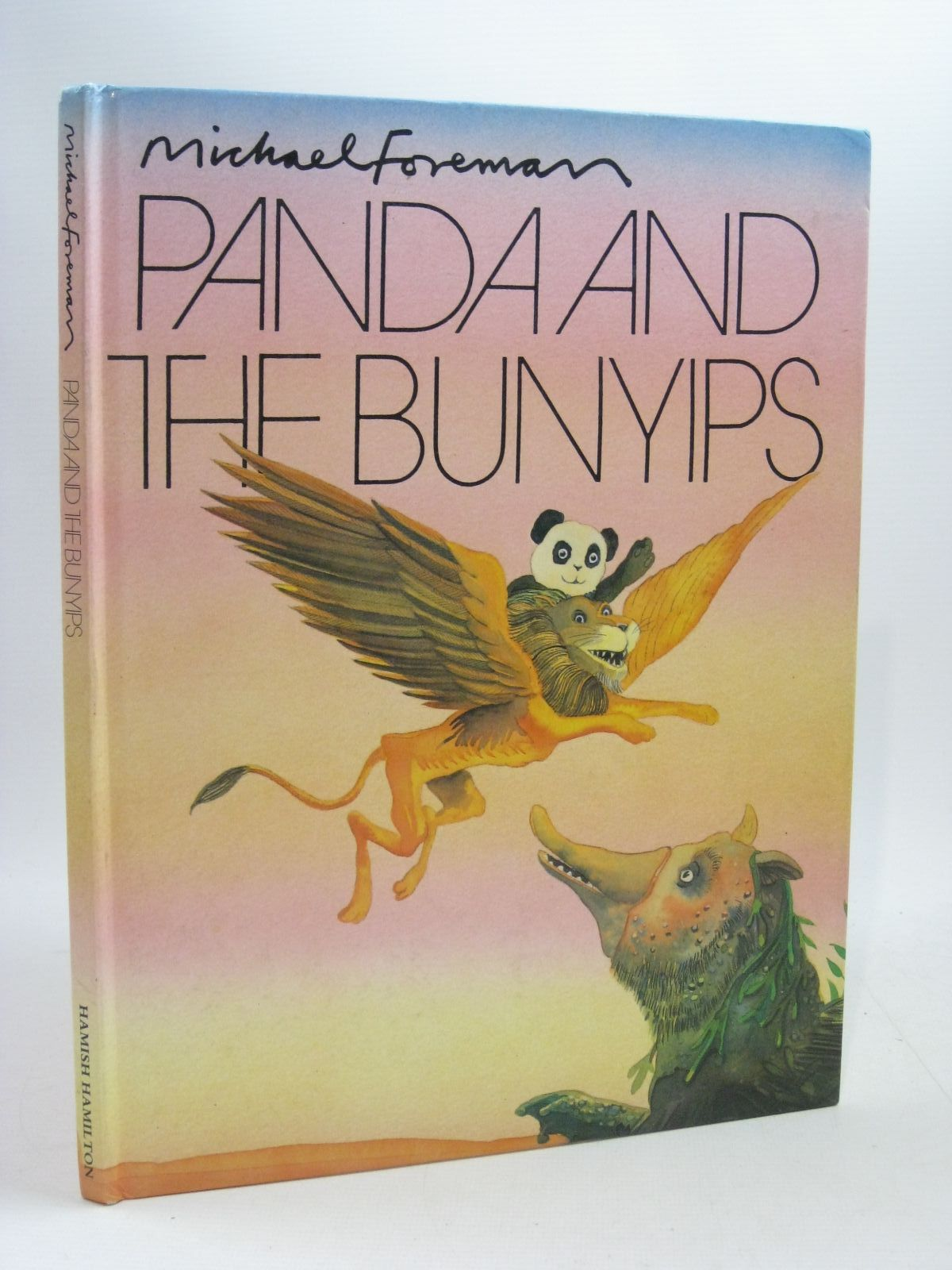 Photo of PANDA AND THE BUNYIPS- Stock Number: 1504793