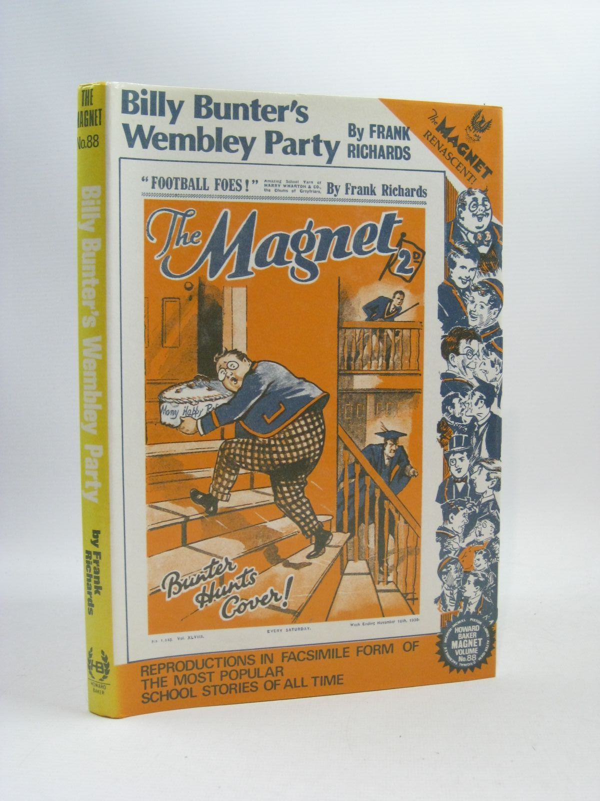 Photo of BILLY BUNTER'S WEMBLEY PARTY- Stock Number: 1504818