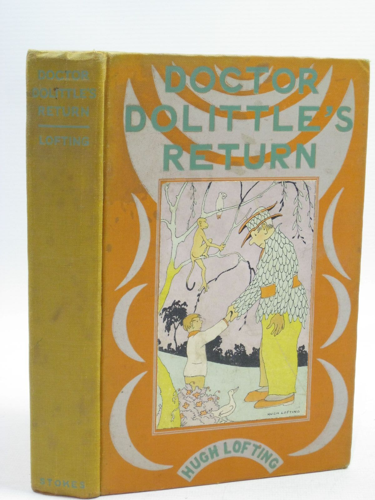 Photo of DOCTOR DOLITTLE'S RETURN- Stock Number: 1504864