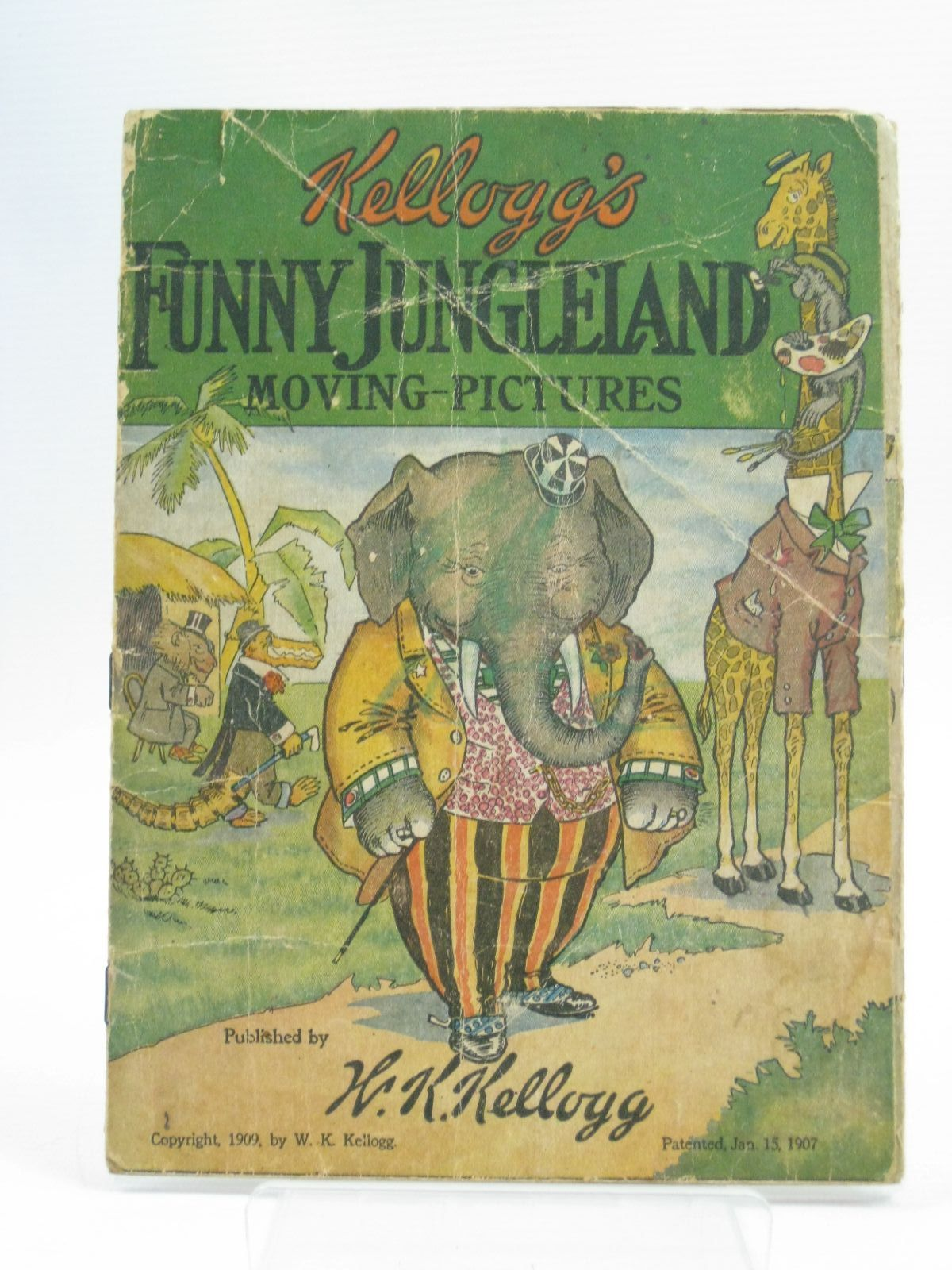 Photo of KELLOGG'S FUNNY JUNGLELAND MOVING PICTURES- Stock Number: 1504887
