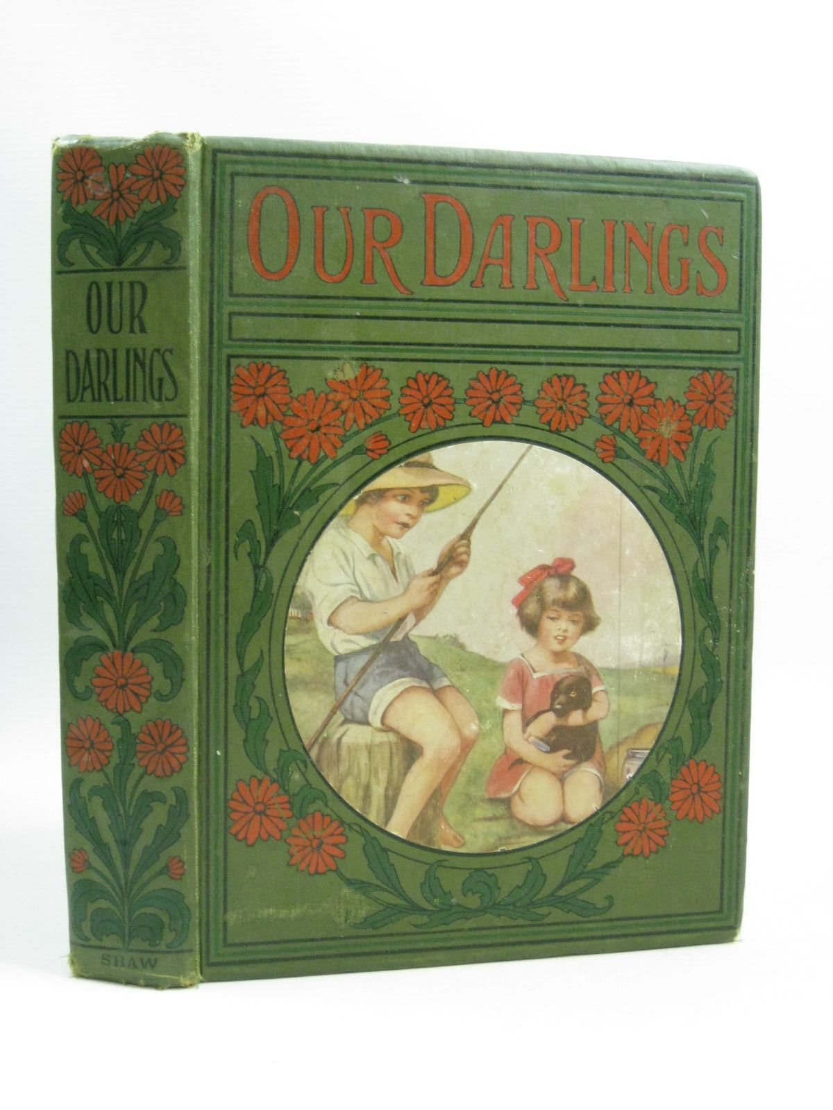 Photo of OUR DARLINGS written by Herbert, Charles et al, illustrated by Pearse, Alfred Wain, Louis Harries, Edith Slade, Marjorie et al., published by John F. Shaw & Co Ltd. (STOCK CODE: 1504941)  for sale by Stella & Rose's Books