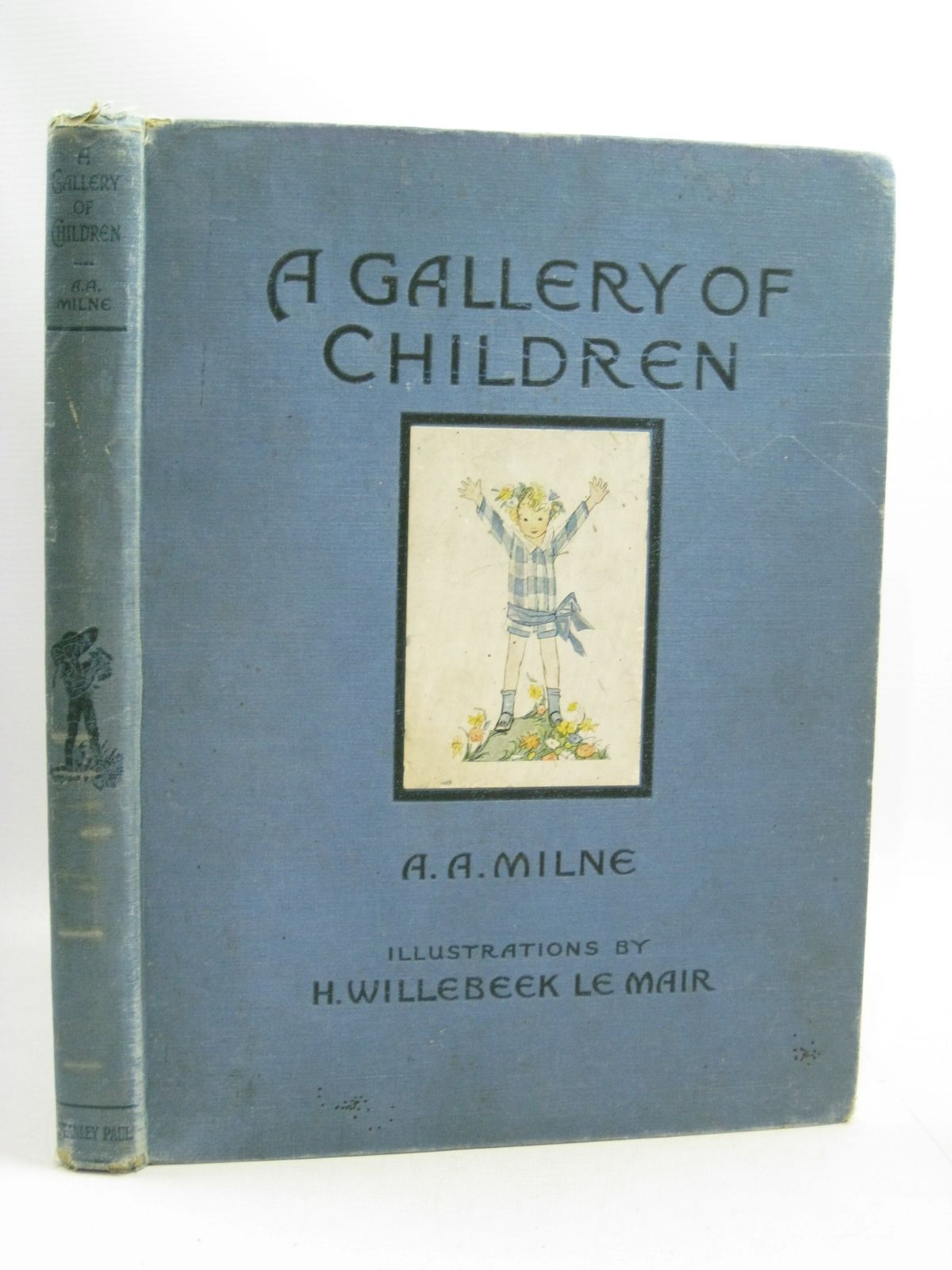 Photo of A GALLERY OF CHILDREN written by Milne, A.A. illustrated by Willebeek Le Mair, Henriette published by Stanley Paul & Co. Ltd. (STOCK CODE: 1505070)  for sale by Stella & Rose's Books