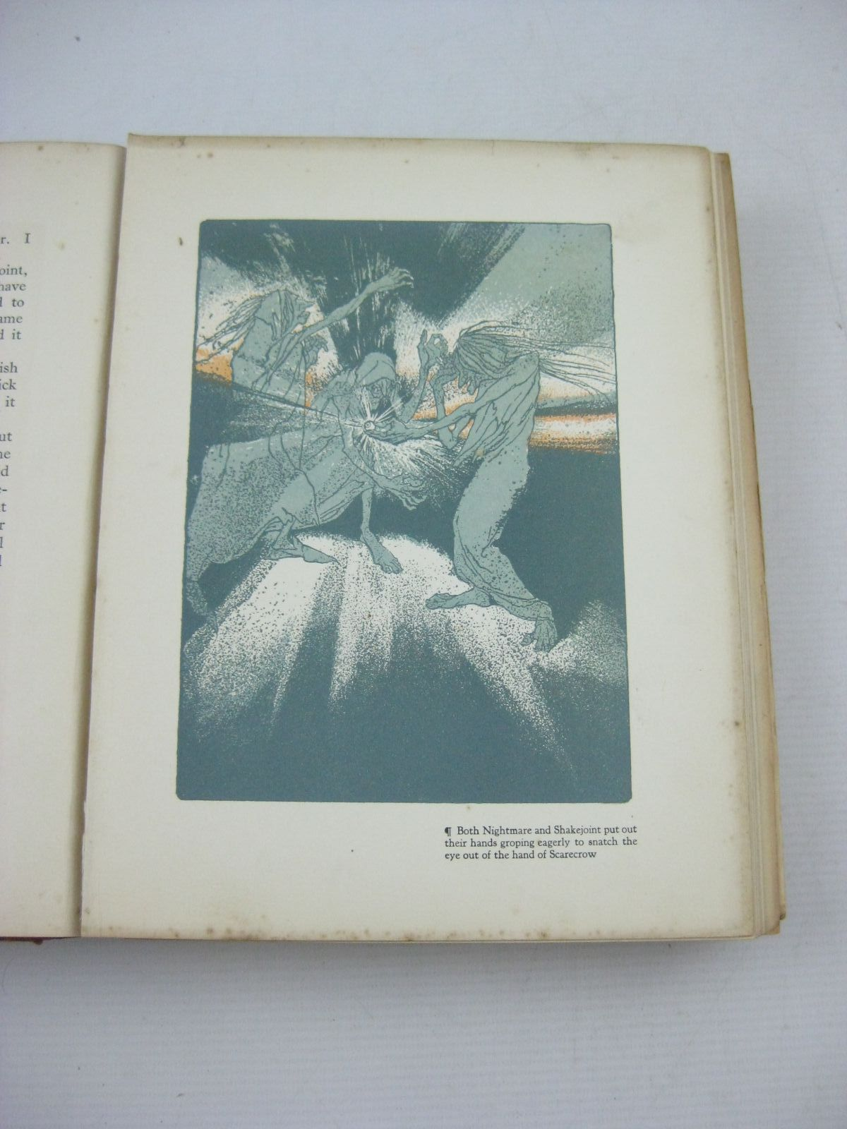 Photo of A WONDER BOOK written by Hawthorne, Nathaniel illustrated by Rackham, Arthur published by Hodder & Stoughton (STOCK CODE: 1505080)  for sale by Stella & Rose's Books