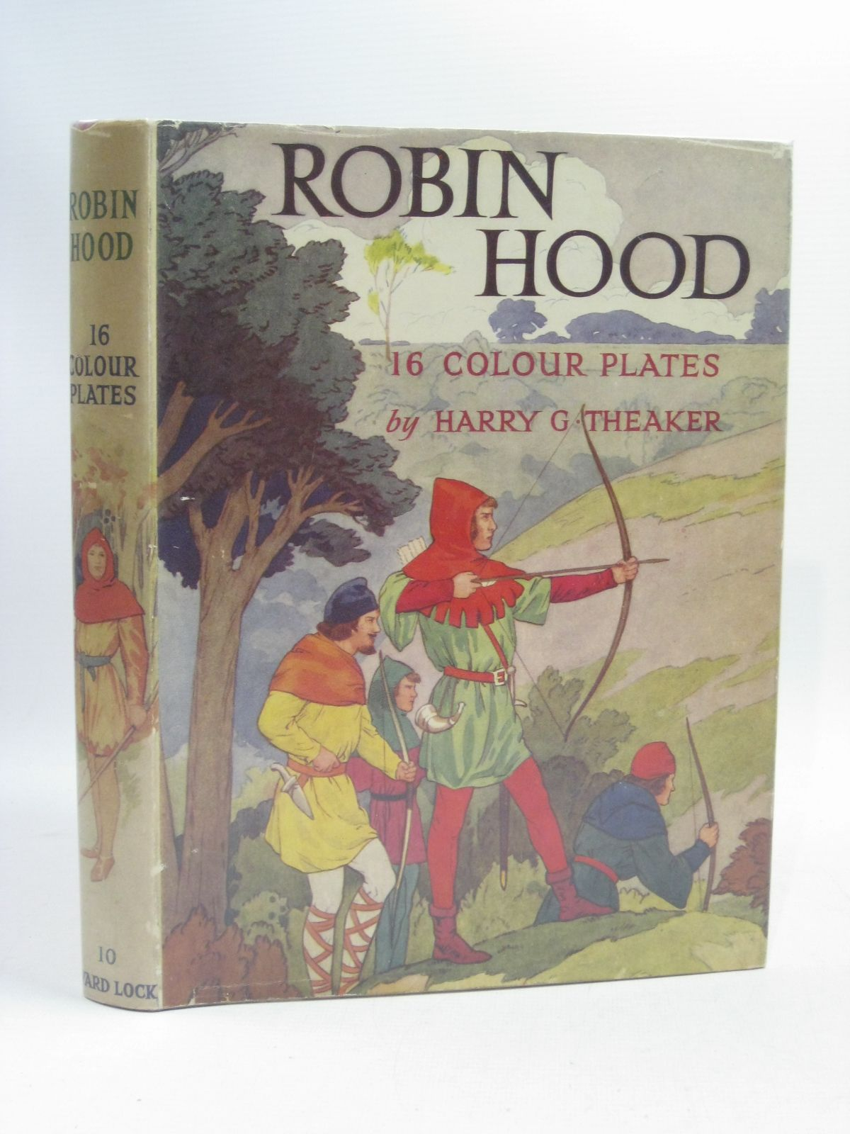 Photo of ROBIN HOOD- Stock Number: 1505097