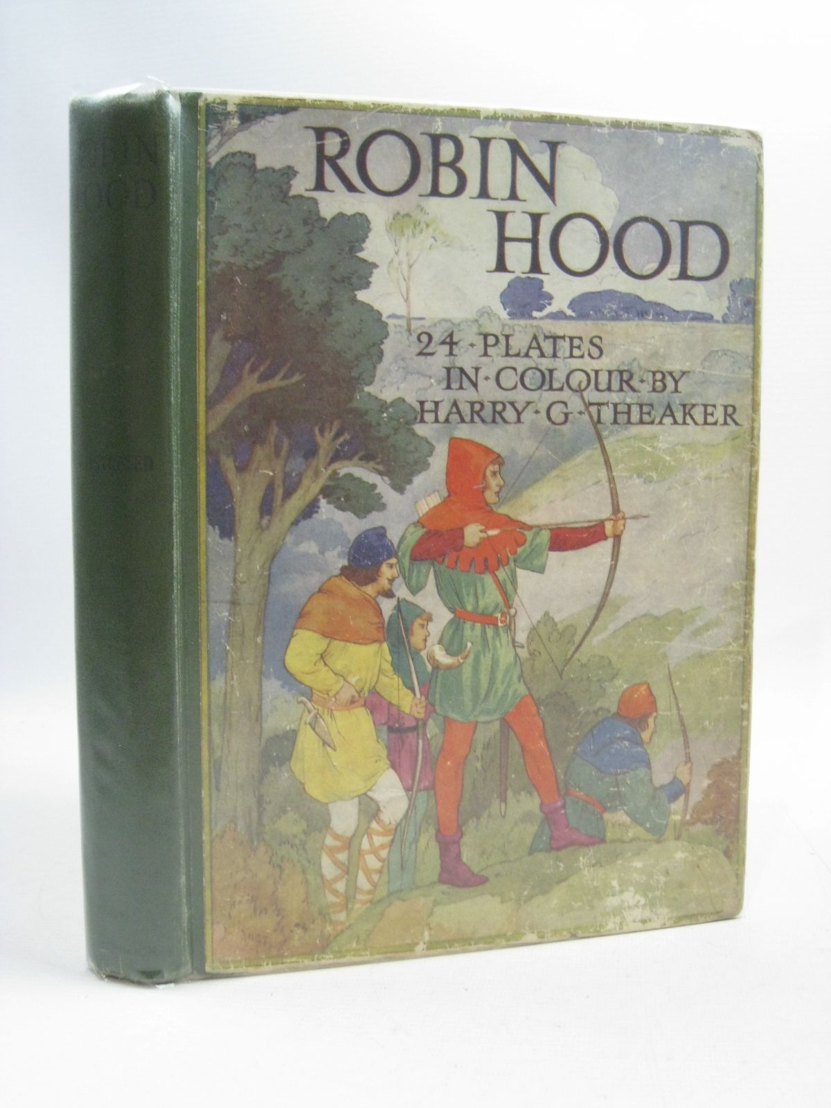 Photo of ROBIN HOOD- Stock Number: 1505112