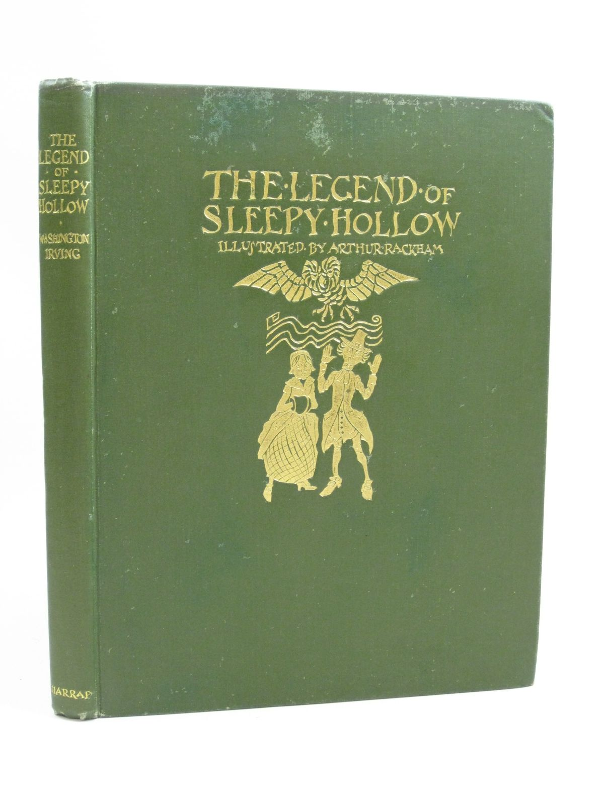 Photo of THE LEGEND OF SLEEPY HOLLOW- Stock Number: 1505116