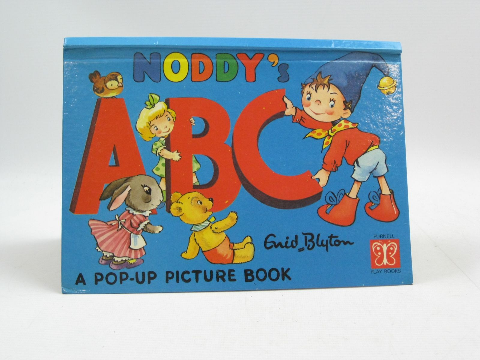 Photo of NODDY'S ABC POP-UP written by Blyton, Enid published by Purnell (STOCK CODE: 1505119)  for sale by Stella & Rose's Books