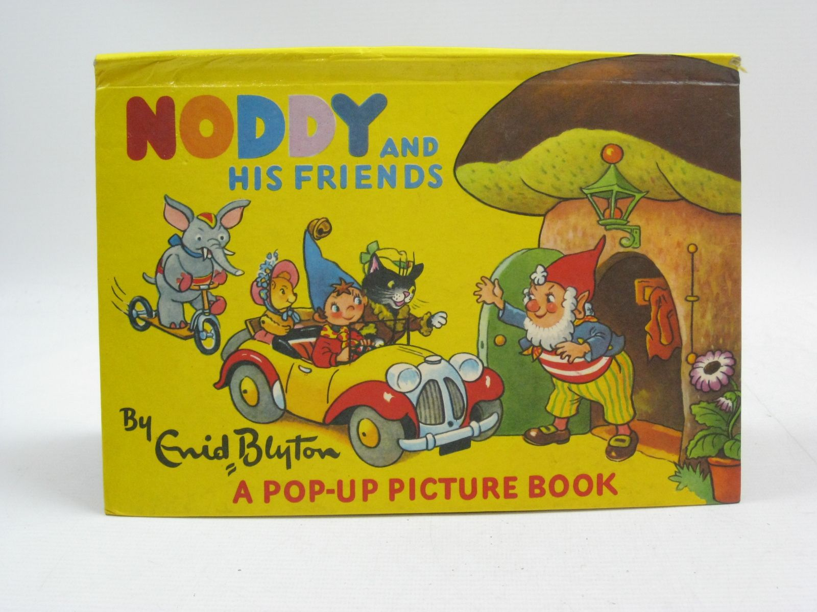 Photo of NODDY AND HIS FRIENDS- Stock Number: 1505121