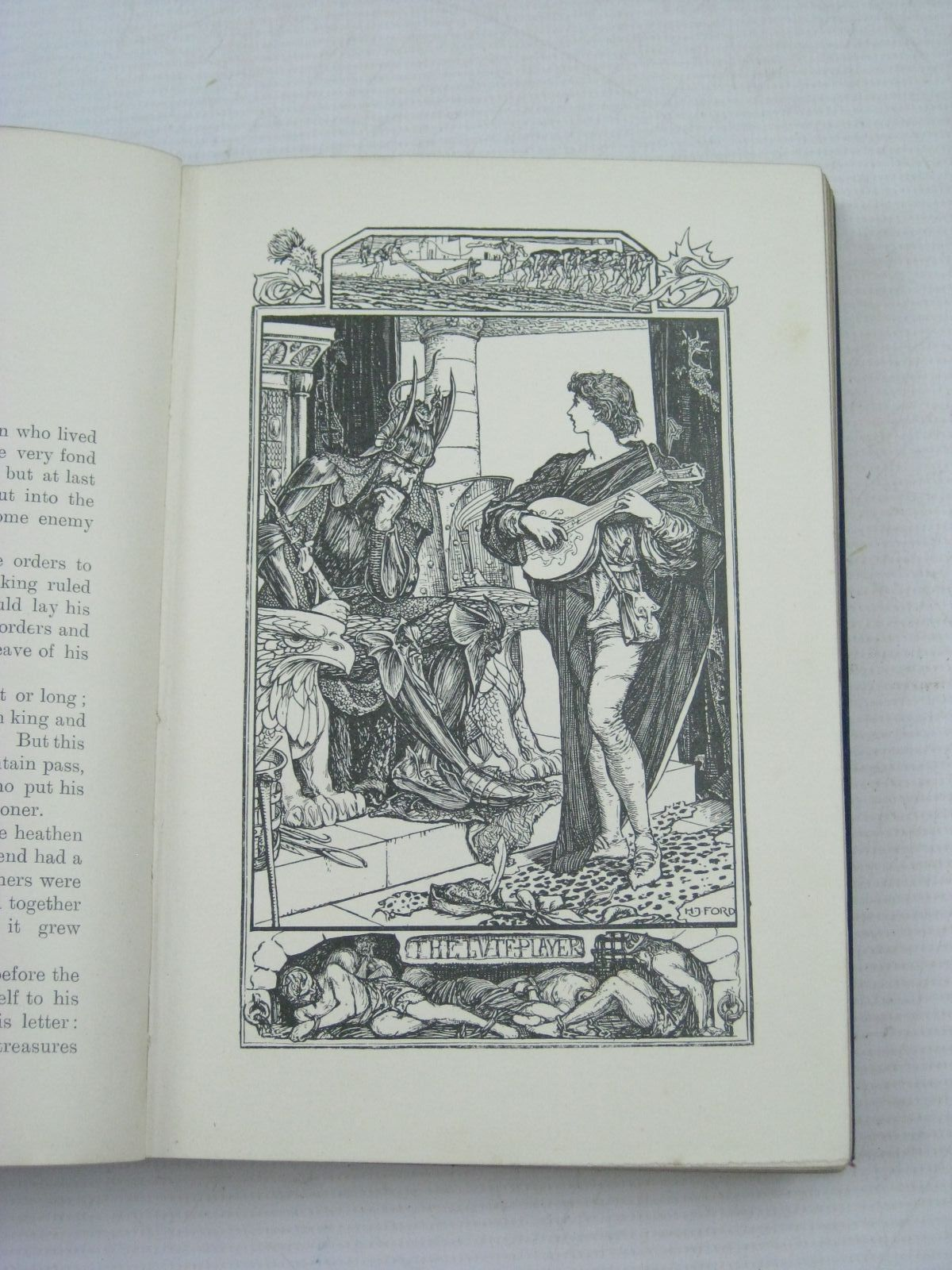 Photo of THE VIOLET FAIRY BOOK written by Lang, Andrew illustrated by Ford, H.J. published by Longmans, Green & Co. (STOCK CODE: 1505180)  for sale by Stella & Rose's Books