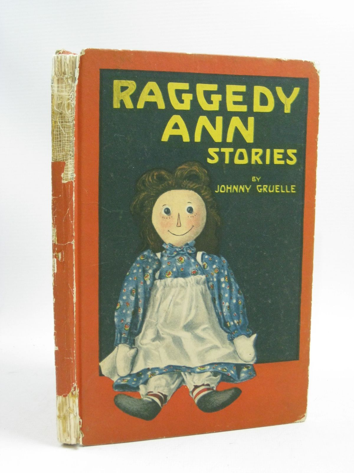 Photo of RAGGEDY ANN STORIES- Stock Number: 1505182