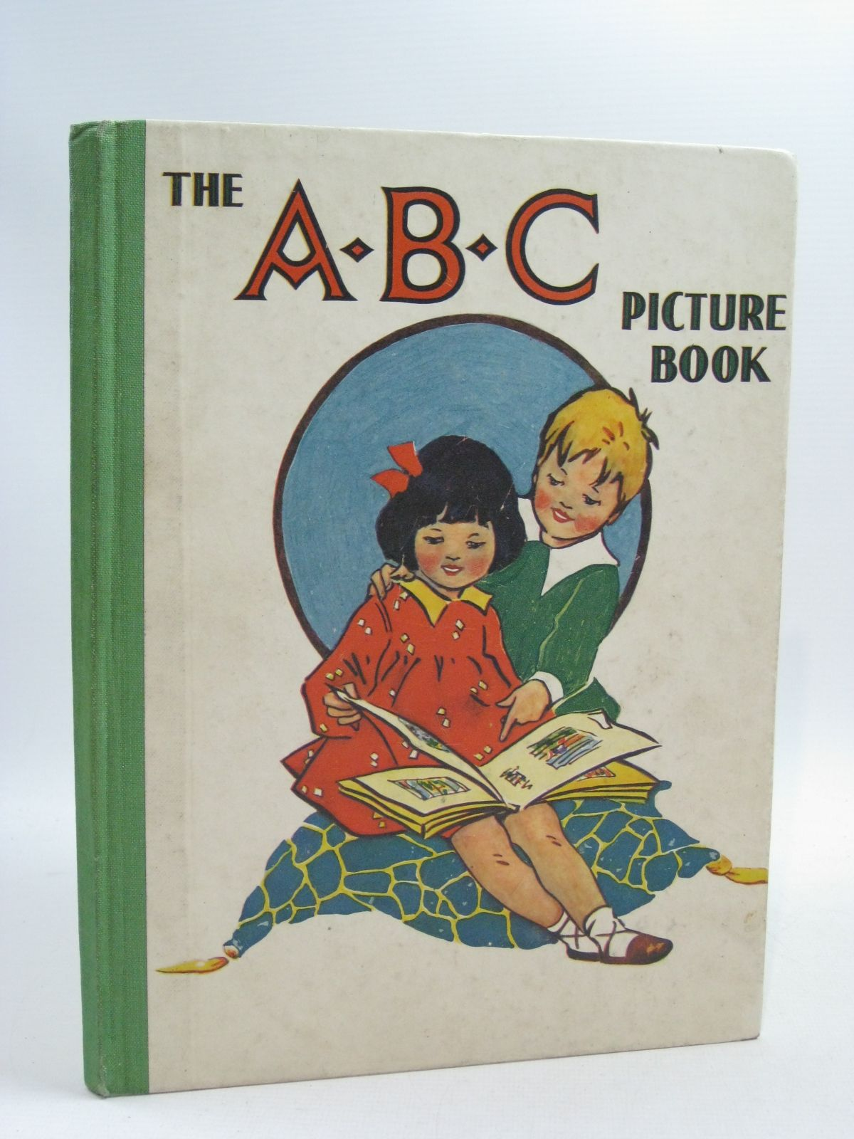 Photo of THE ABC PICTURE BOOK written by Lambert, H.G.C. Marsh illustrated by Lambert, H.G.C. Marsh published by Ward Lock & Co Ltd. (STOCK CODE: 1505184)  for sale by Stella & Rose's Books
