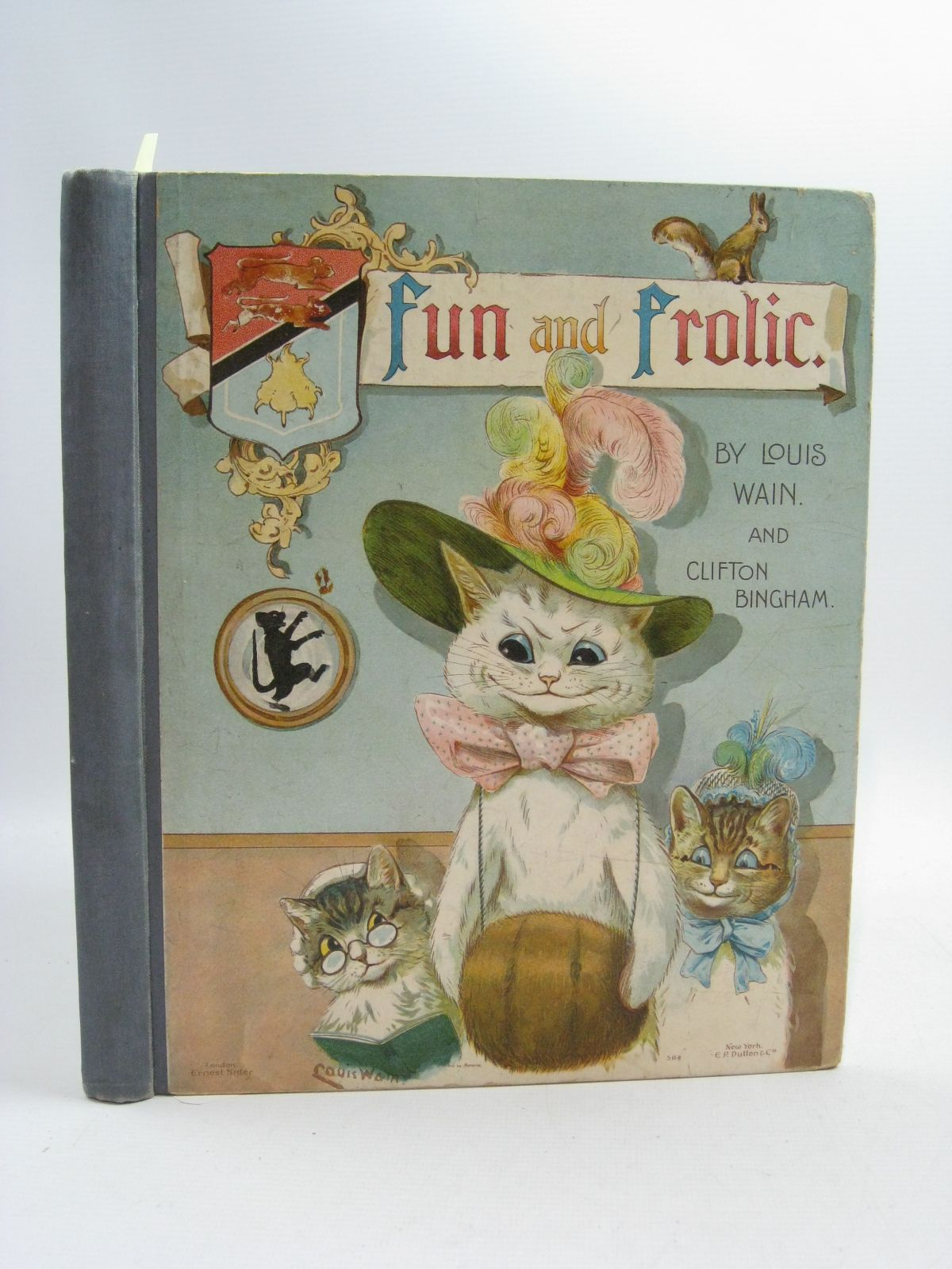 Photo of FUN AND FROLIC- Stock Number: 1505190