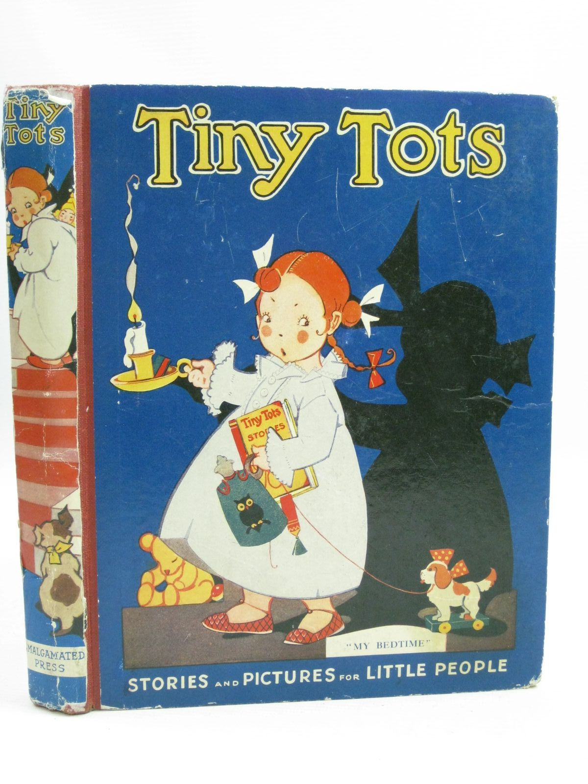 Photo of TINY TOTS 1930 written by Parkin, Dorothy M. Stynes, Gladys Ascham, Margaret Lambert, H.G.C. Marsh et al, illustrated by Lambert, H.G.C. Marsh Rees, E. Dorothy Burgess, Ethel K. et al., published by The Amalgamated Press (STOCK CODE: 1505235)  for sale by Stella & Rose's Books