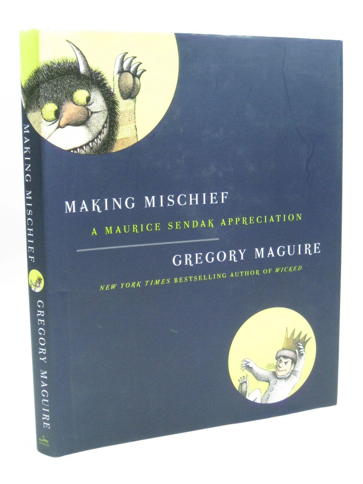 Photo of MAKING MISCHIEF A MAURICE SENDAK APPRECIATION