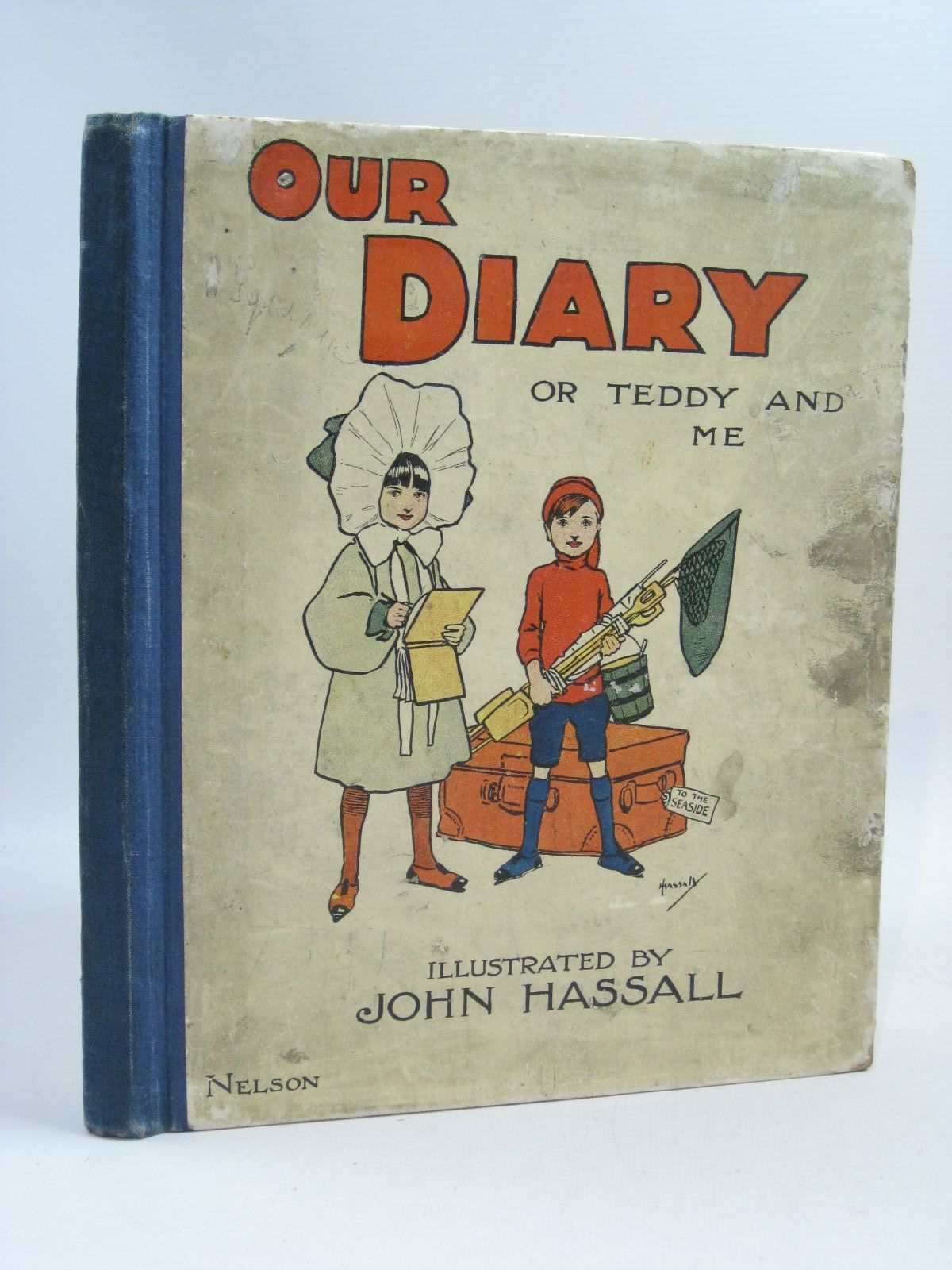 Photo of OUR DIARY OR TEDDY AND ME- Stock Number: 1505343