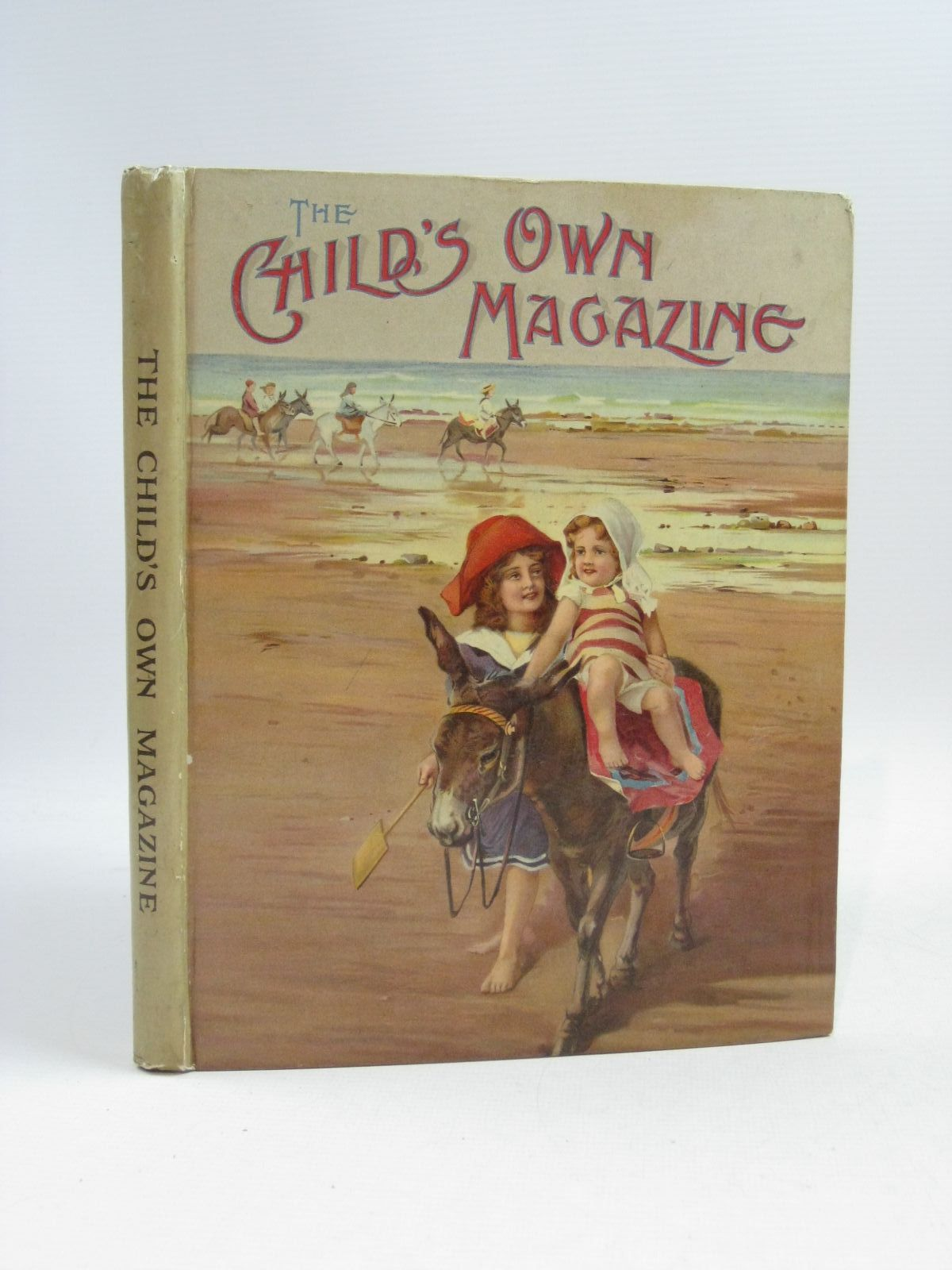 Photo of THE CHILD'S OWN MAGAZINE 74TH VOL- Stock Number: 1505349