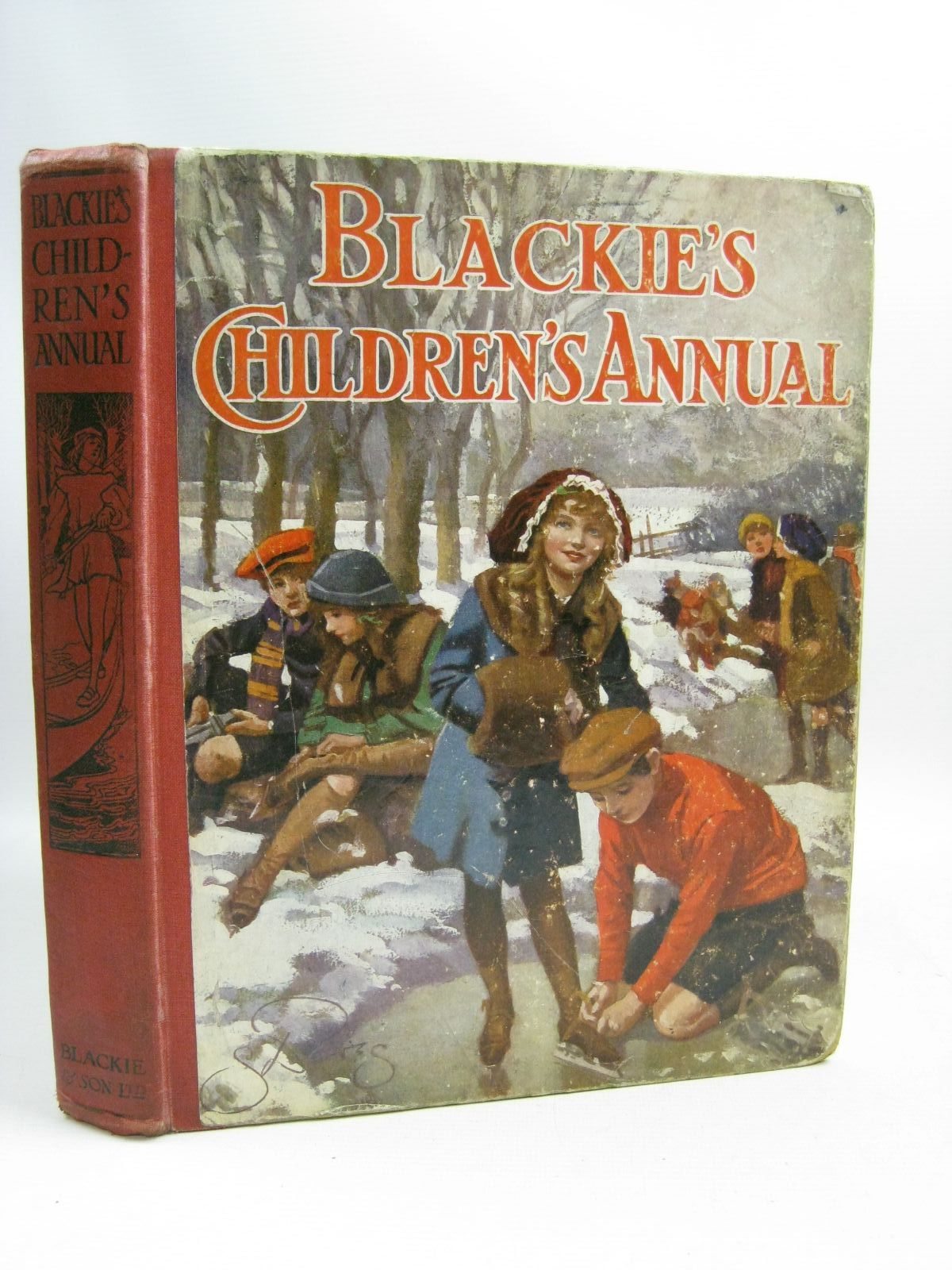 Photo of BLACKIE'S CHILDREN'S ANNUAL 10TH YEAR- Stock Number: 1505386